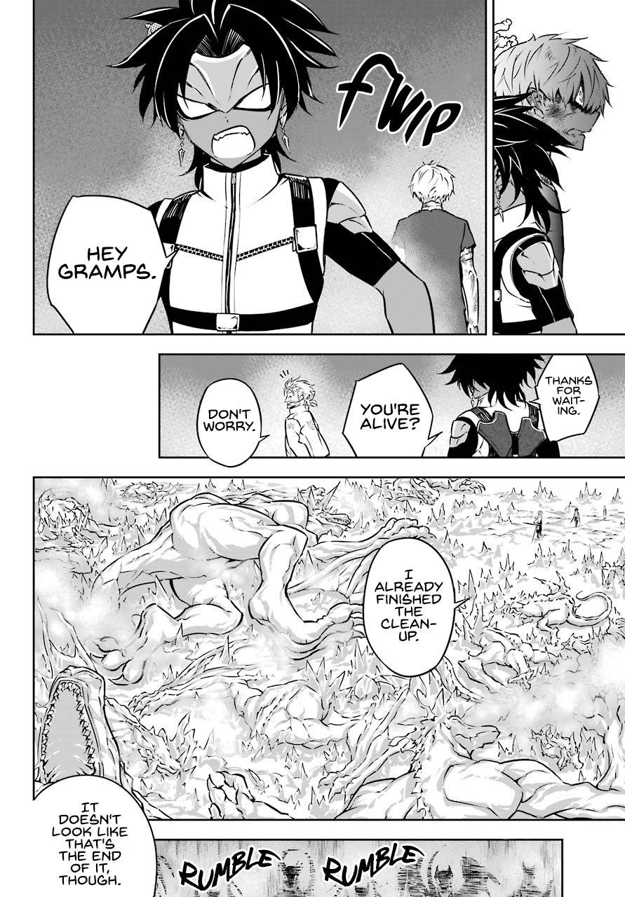 Manga Ragna Crimson - Chapter 28 Page 25