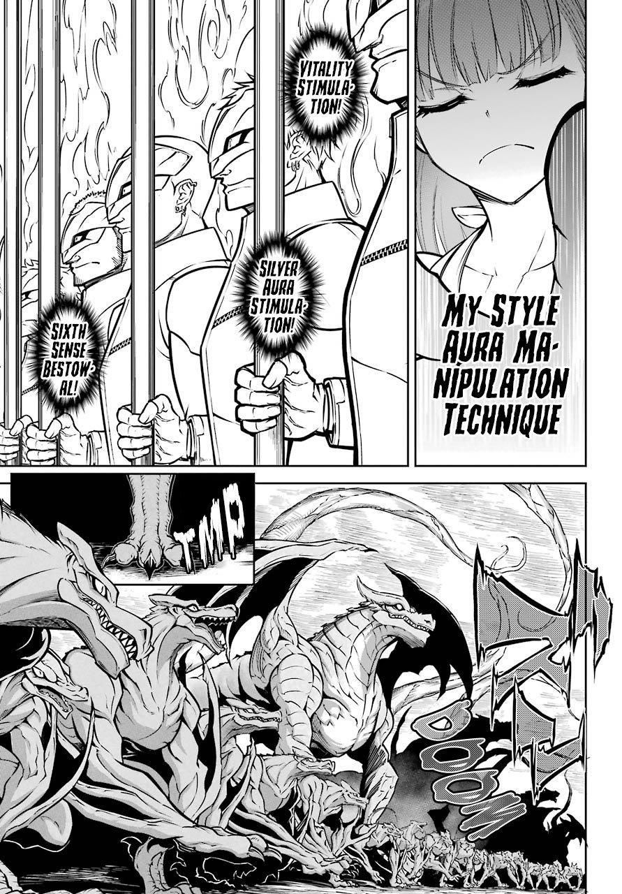 Manga Ragna Crimson - Chapter 28 Page 6