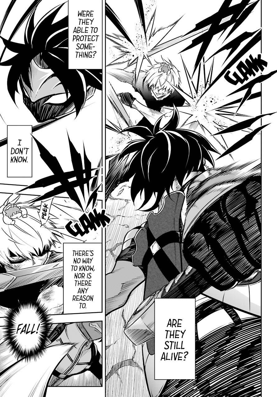 Manga Ragna Crimson - Chapter 28 Page 20