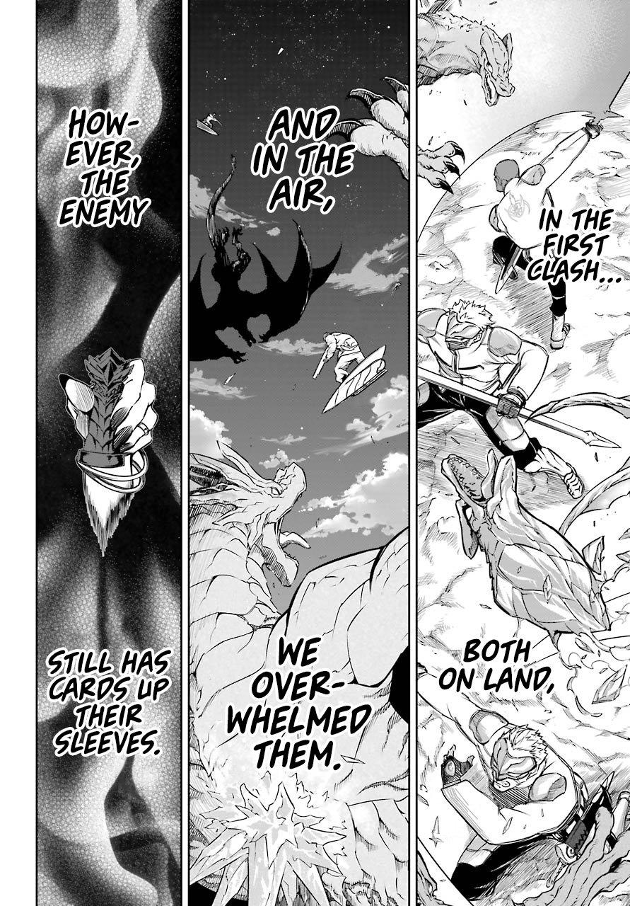 Manga Ragna Crimson - Chapter 28 Page 31