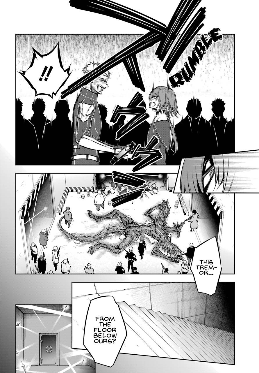 Manga Ragna Crimson - Chapter 31 Page 2