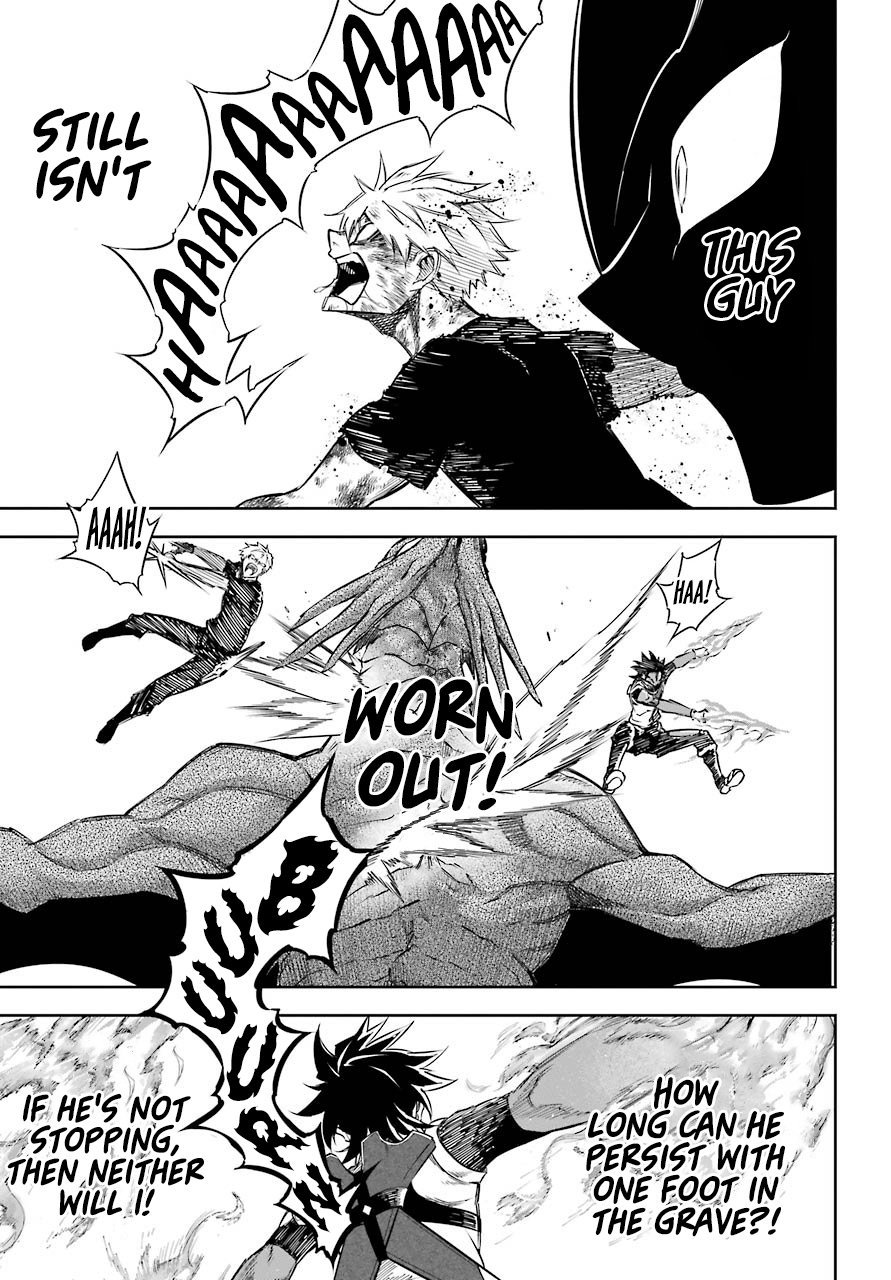 Manga Ragna Crimson - Chapter 32 Page 25