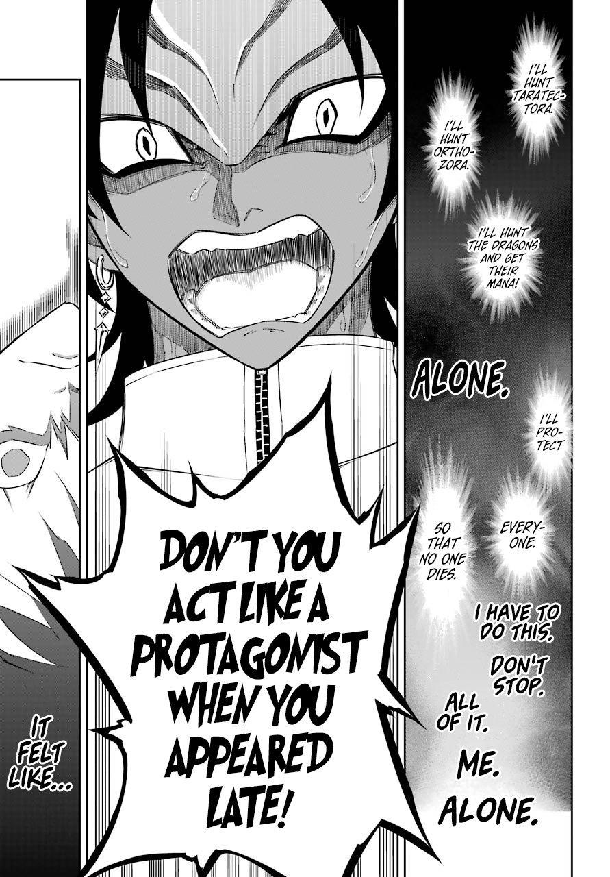 Manga Ragna Crimson - Chapter 32 Page 27