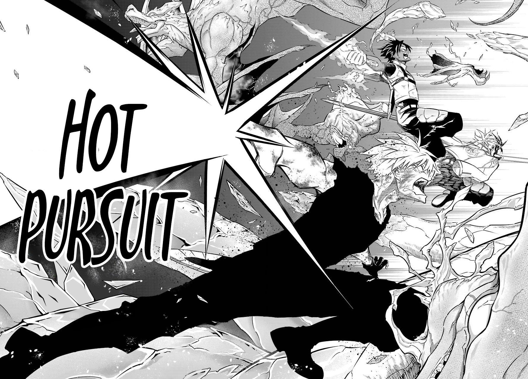 Manga Ragna Crimson - Chapter 32 Page 23