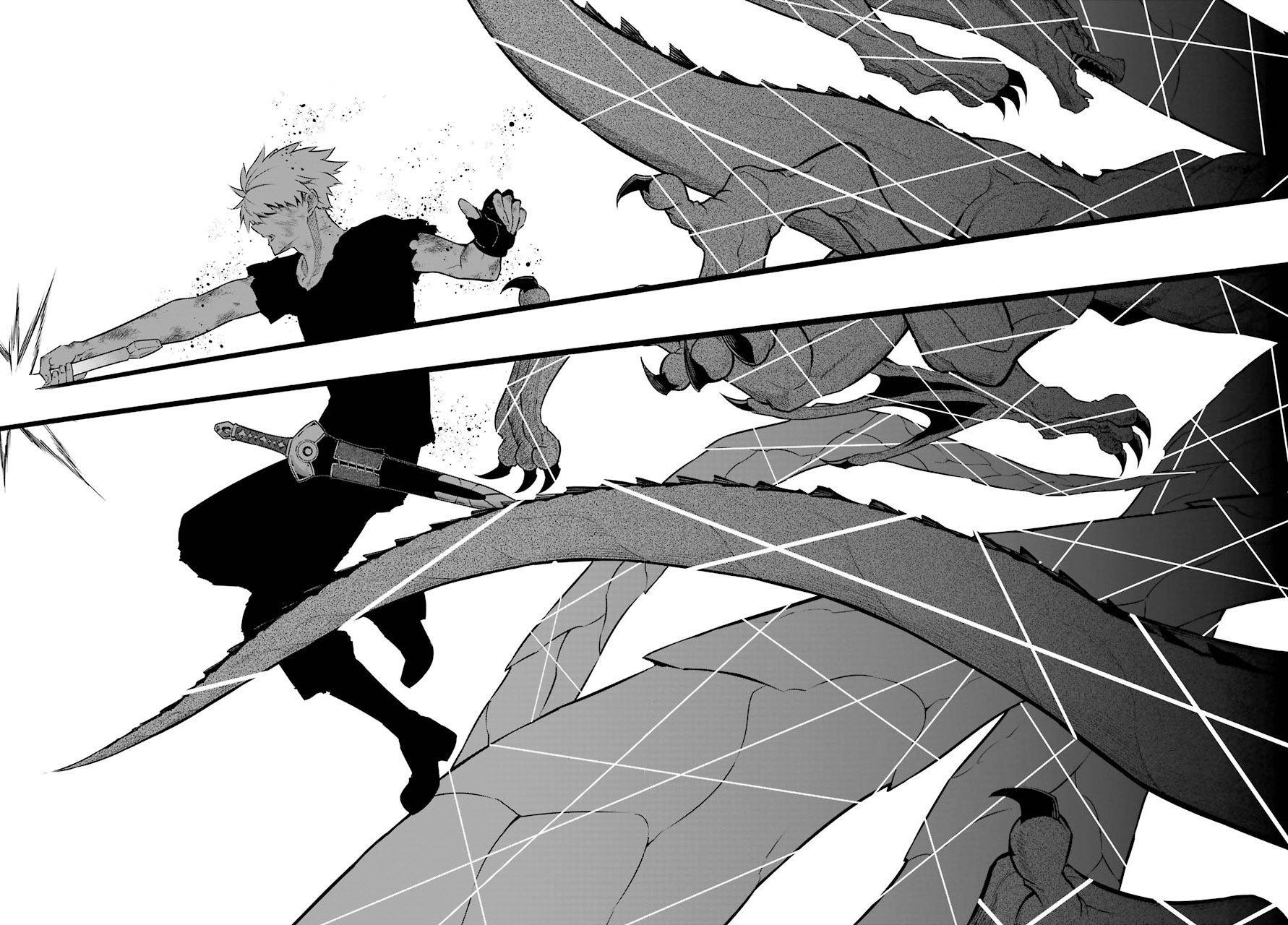 Manga Ragna Crimson - Chapter 32 Page 30