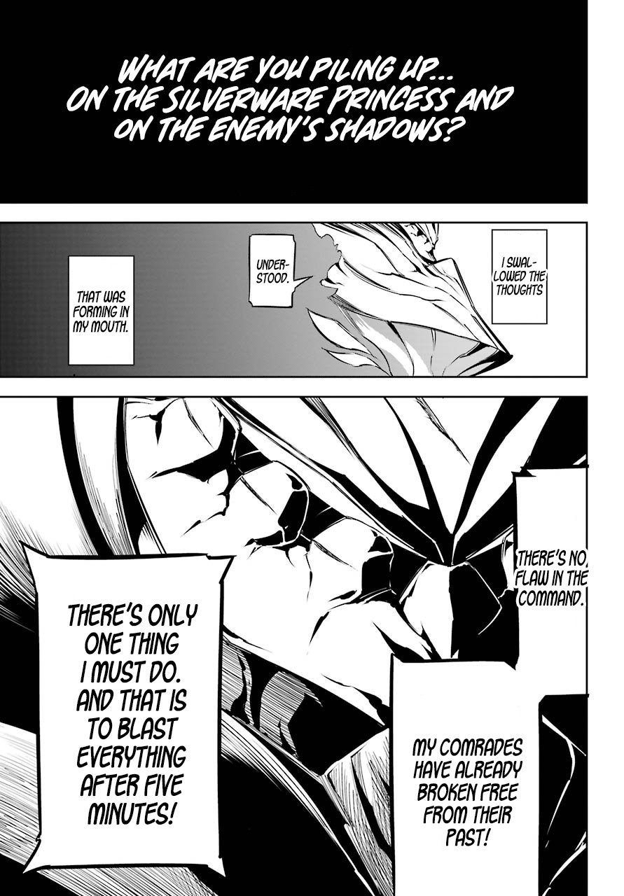 Manga Ragna Crimson - Chapter 33 Page 12