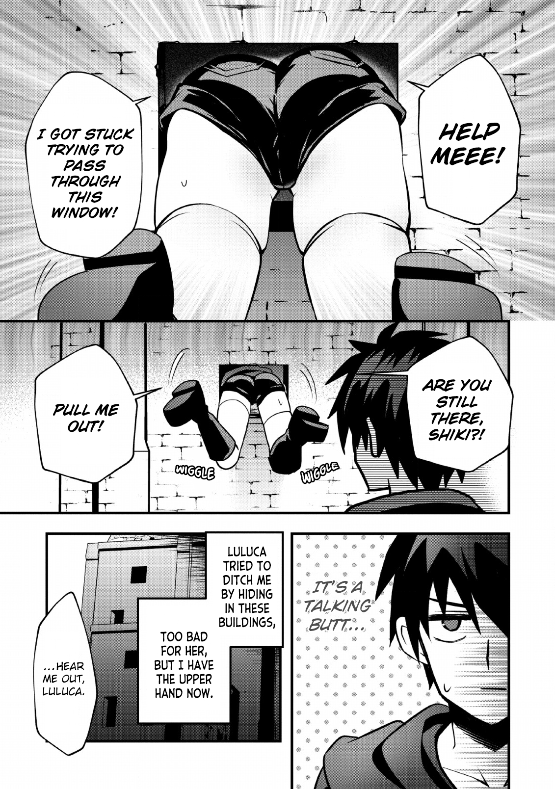 Manga I Work As A Healer In Another World's Labyrinth City - Chapter 13 Page 2