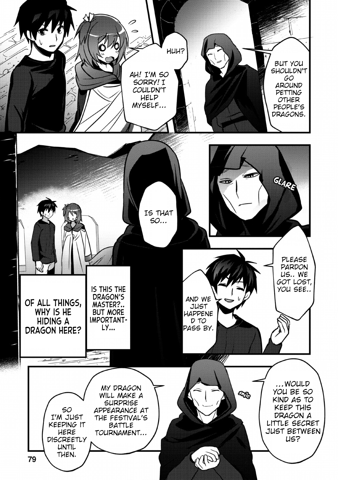 Manga I Work As A Healer In Another World's Labyrinth City - Chapter 13 Page 20
