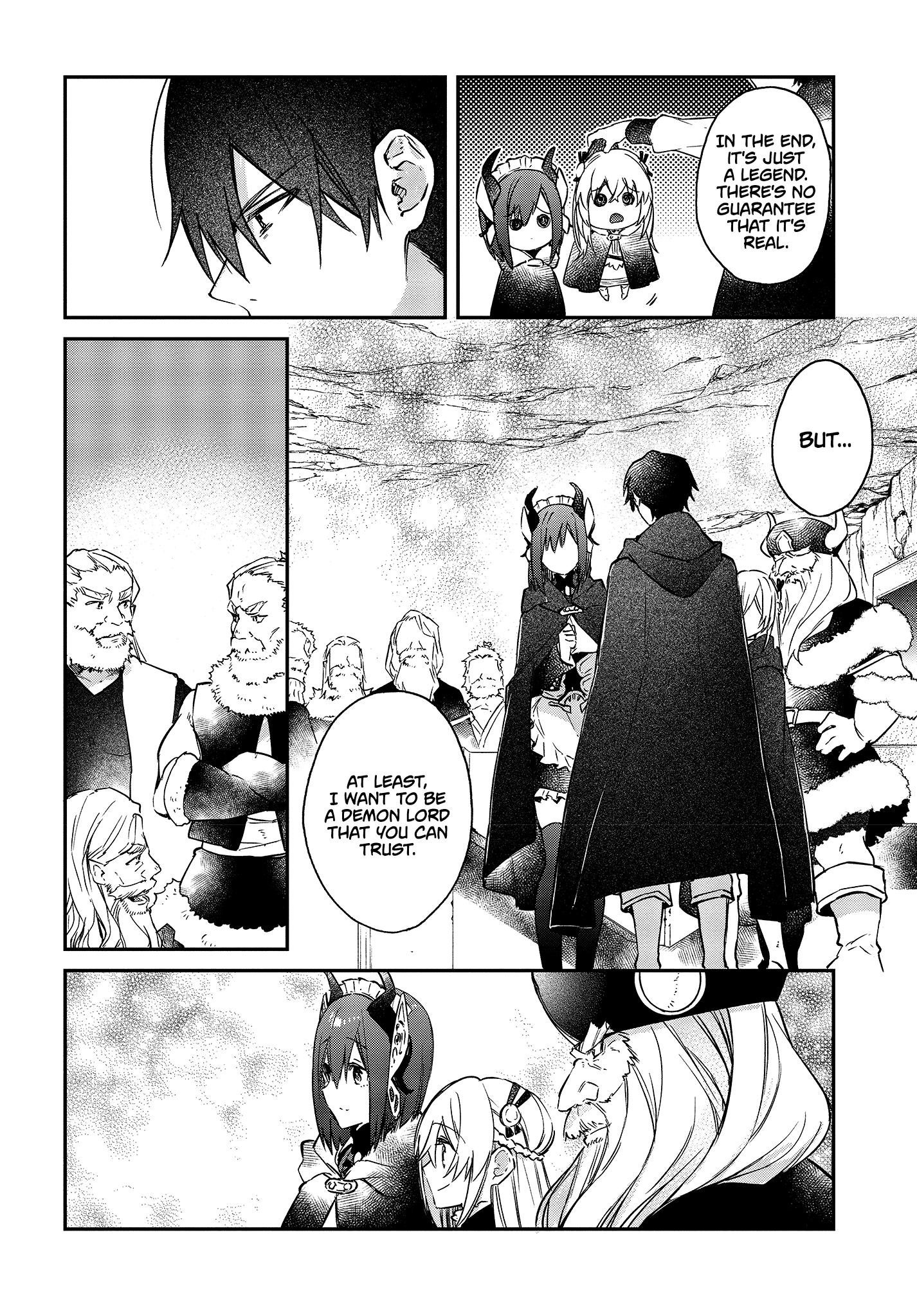 Manga The Legendary Rebuilding of a World by a Realist Demon King - Chapter 13 Page 7