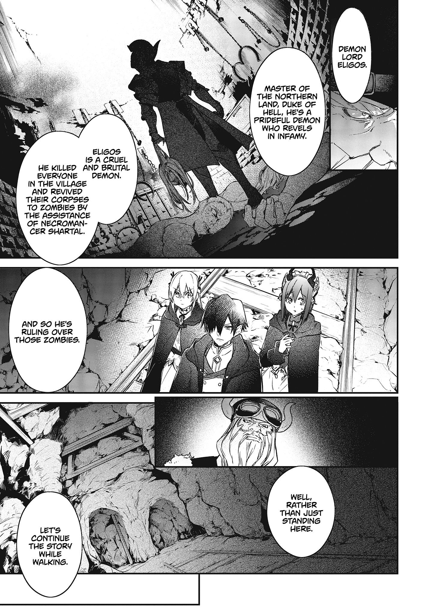 Manga The Legendary Rebuilding of a World by a Realist Demon King - Chapter 12 Page 6
