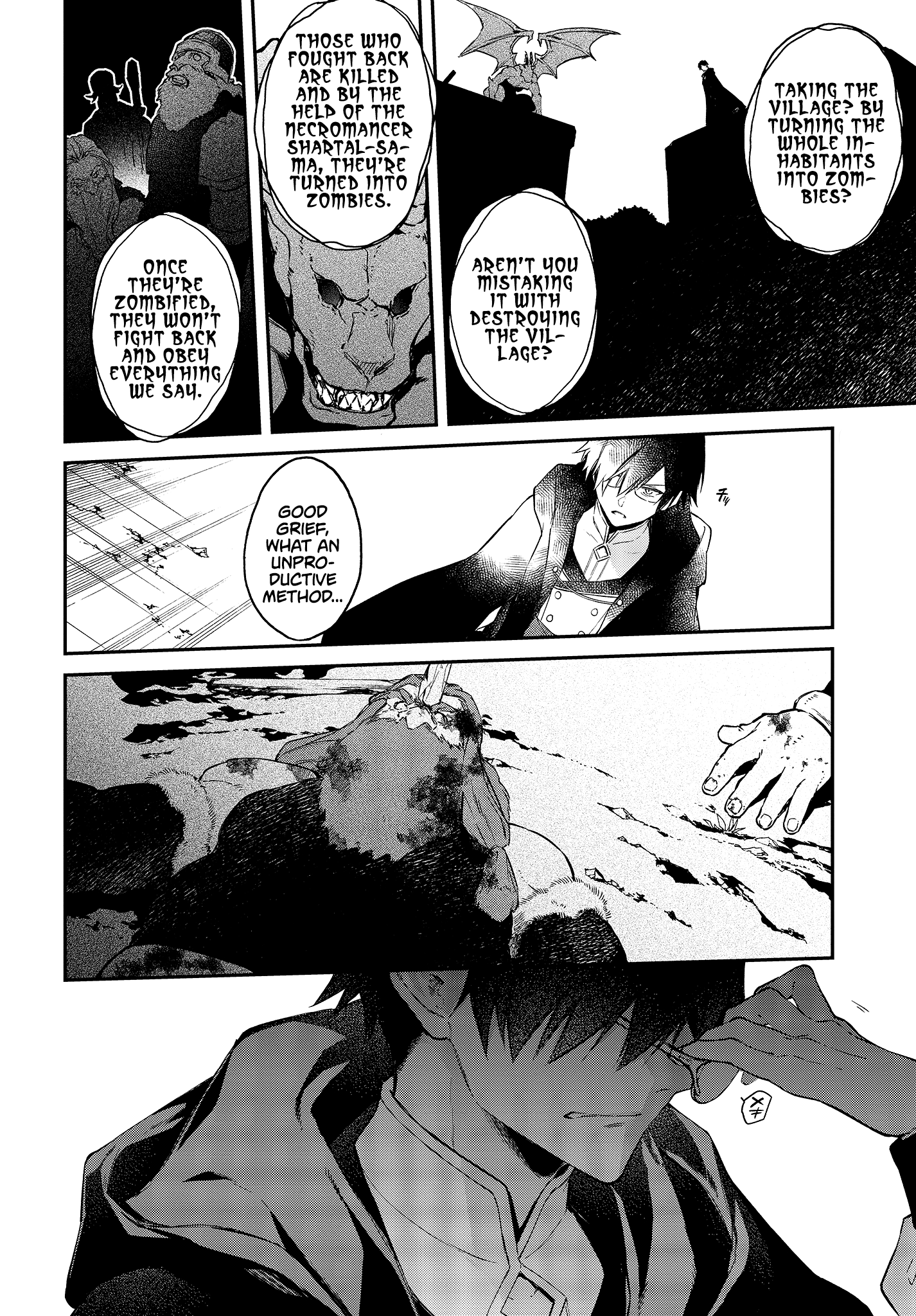 Manga The Legendary Rebuilding of a World by a Realist Demon King - Chapter 11 Page 3
