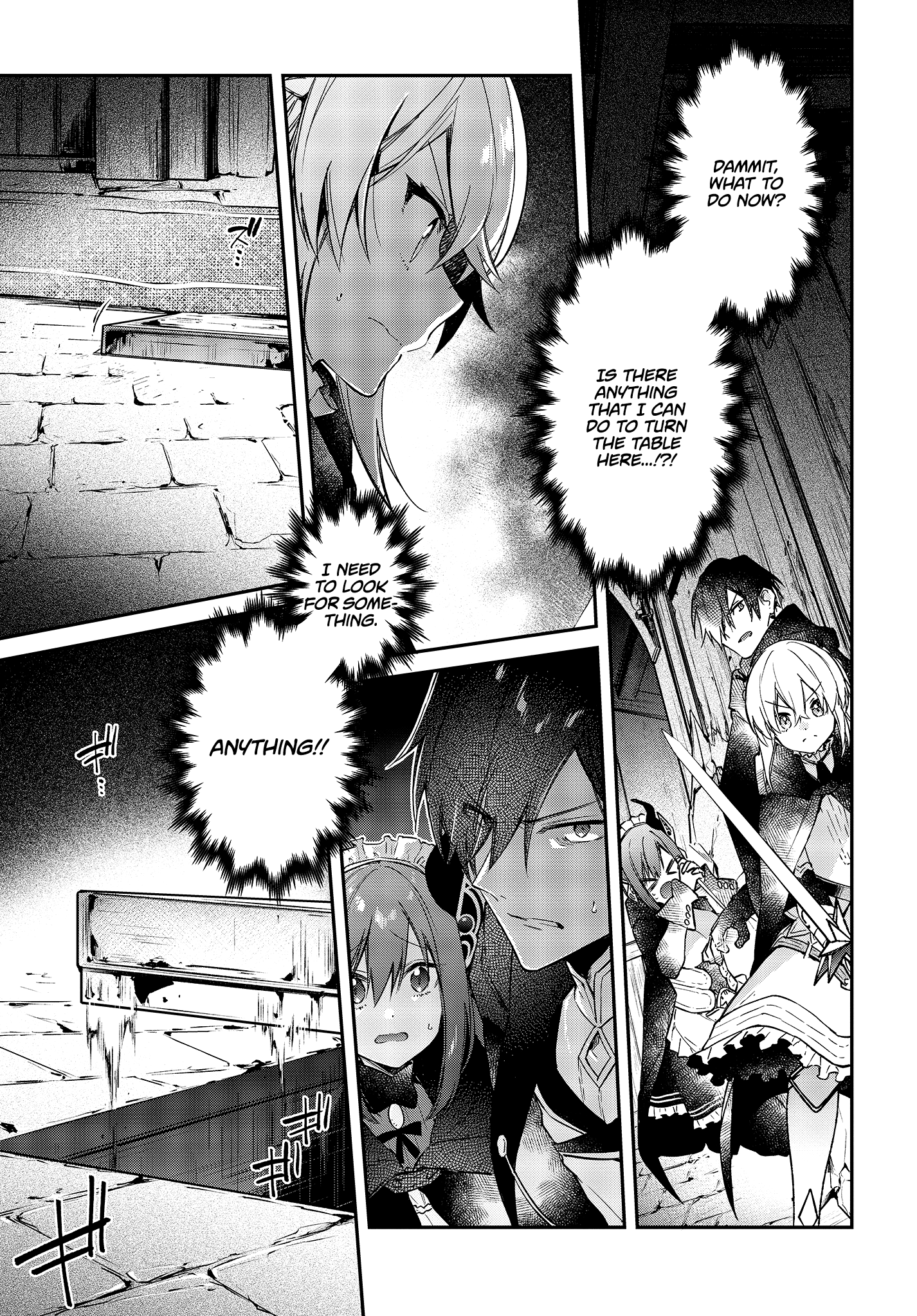 Manga The Legendary Rebuilding of a World by a Realist Demon King - Chapter 11 Page 12