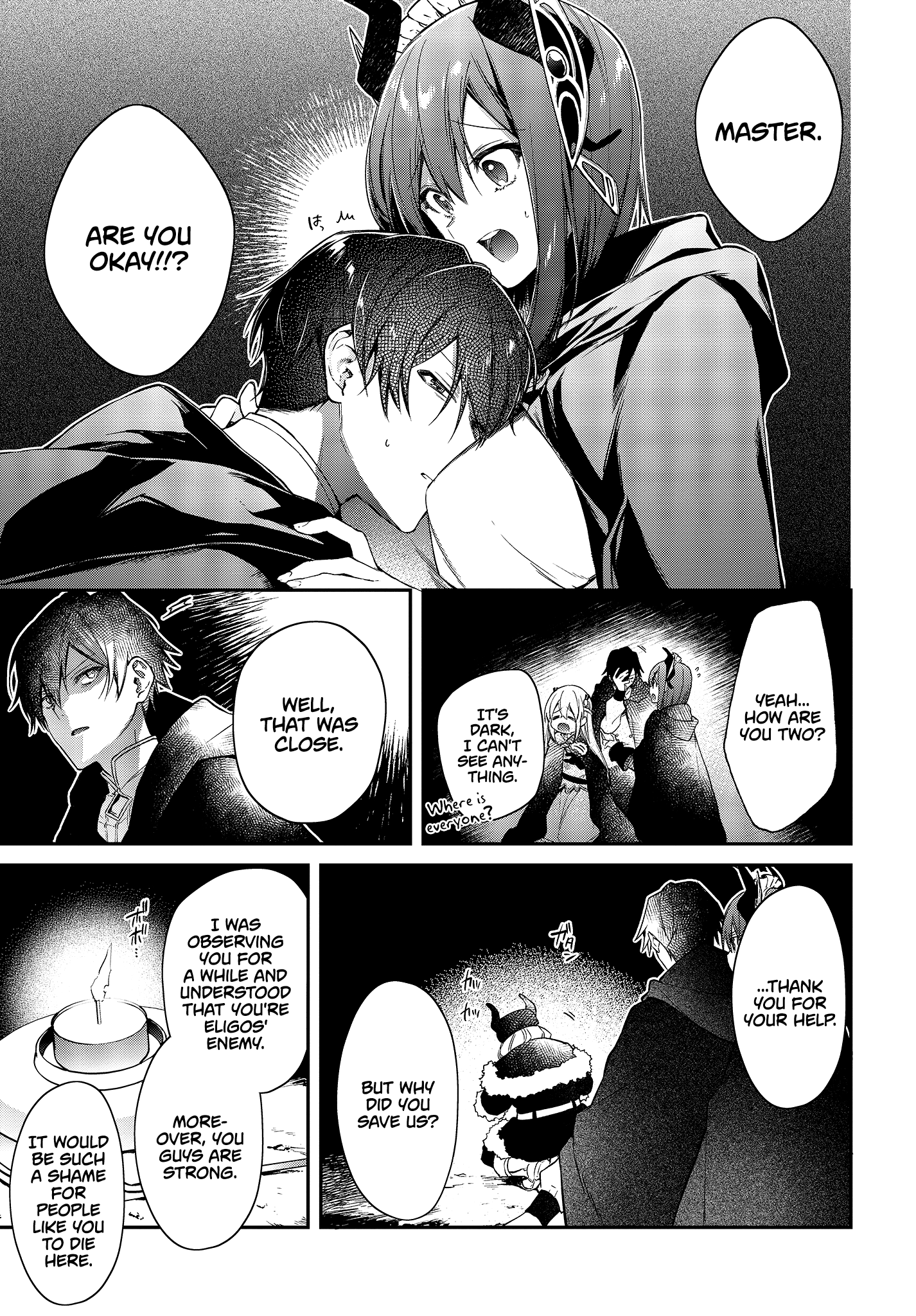 Manga The Legendary Rebuilding of a World by a Realist Demon King - Chapter 11 Page 16