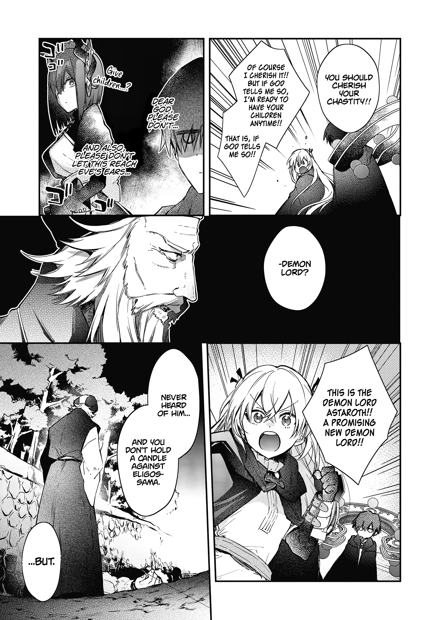 Manga The Legendary Rebuilding of a World by a Realist Demon King - Chapter 14 Page 4