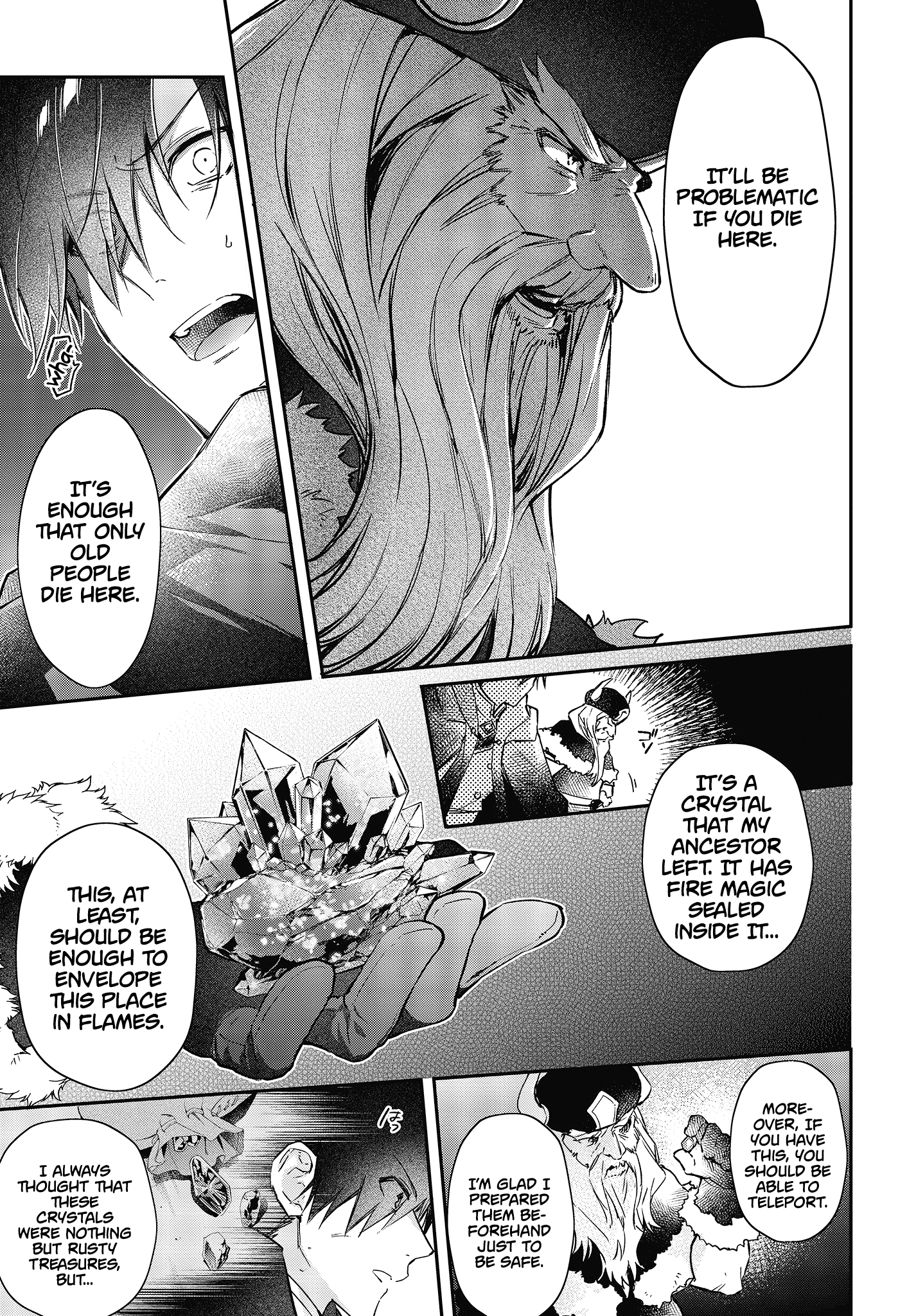 Manga The Legendary Rebuilding of a World by a Realist Demon King - Chapter 14 Page 23