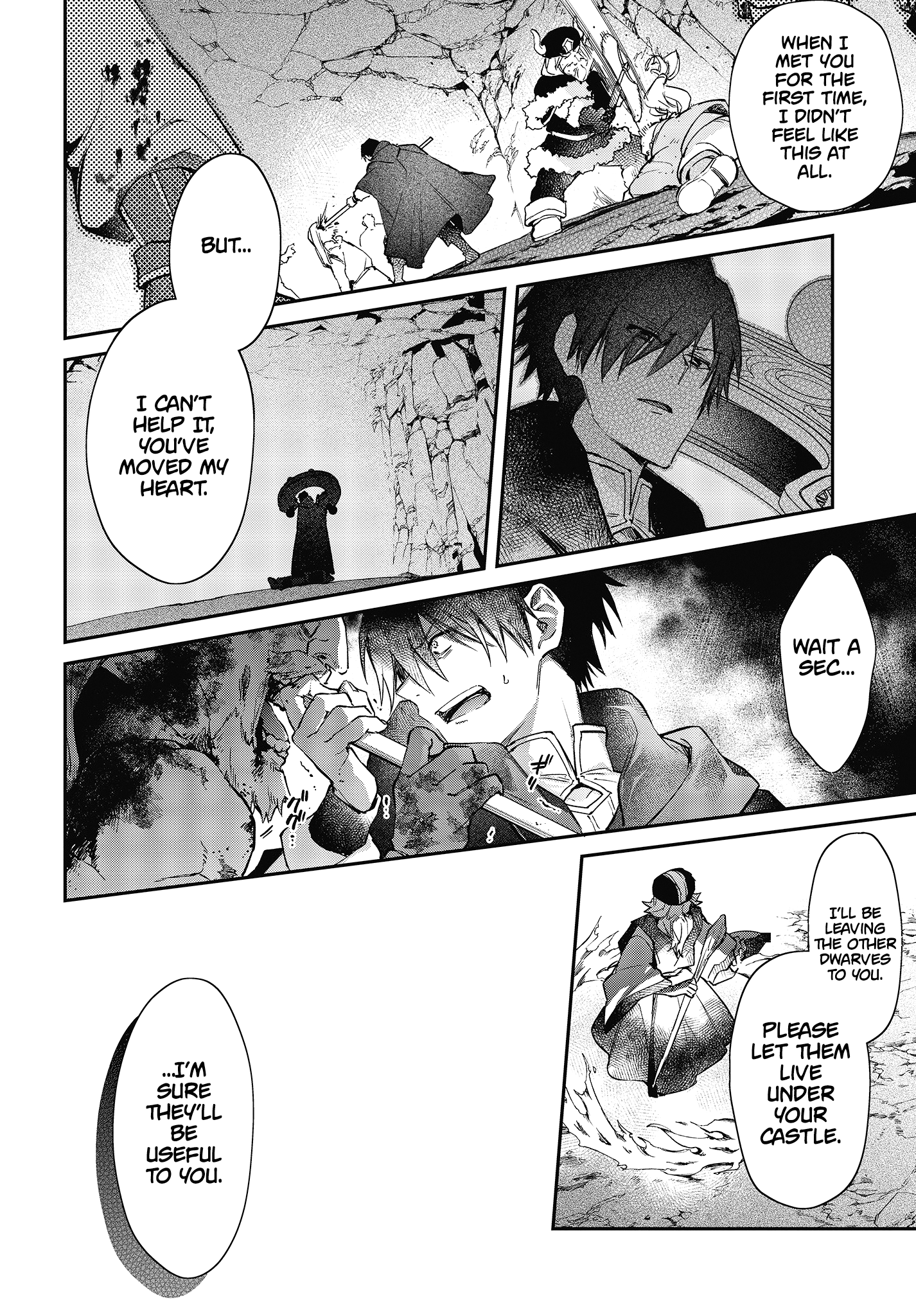 Manga The Legendary Rebuilding of a World by a Realist Demon King - Chapter 14 Page 24