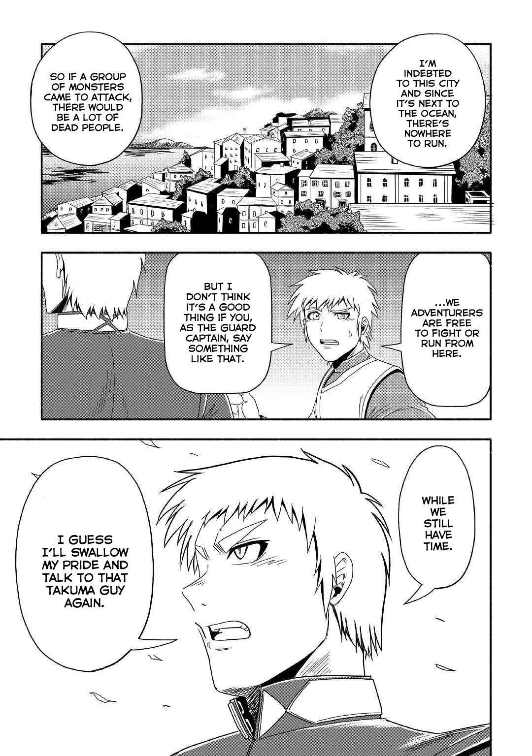 Manga Isekai ni Tobasareta Ossan wa Doko e Iku? - Chapter 26 Page 20