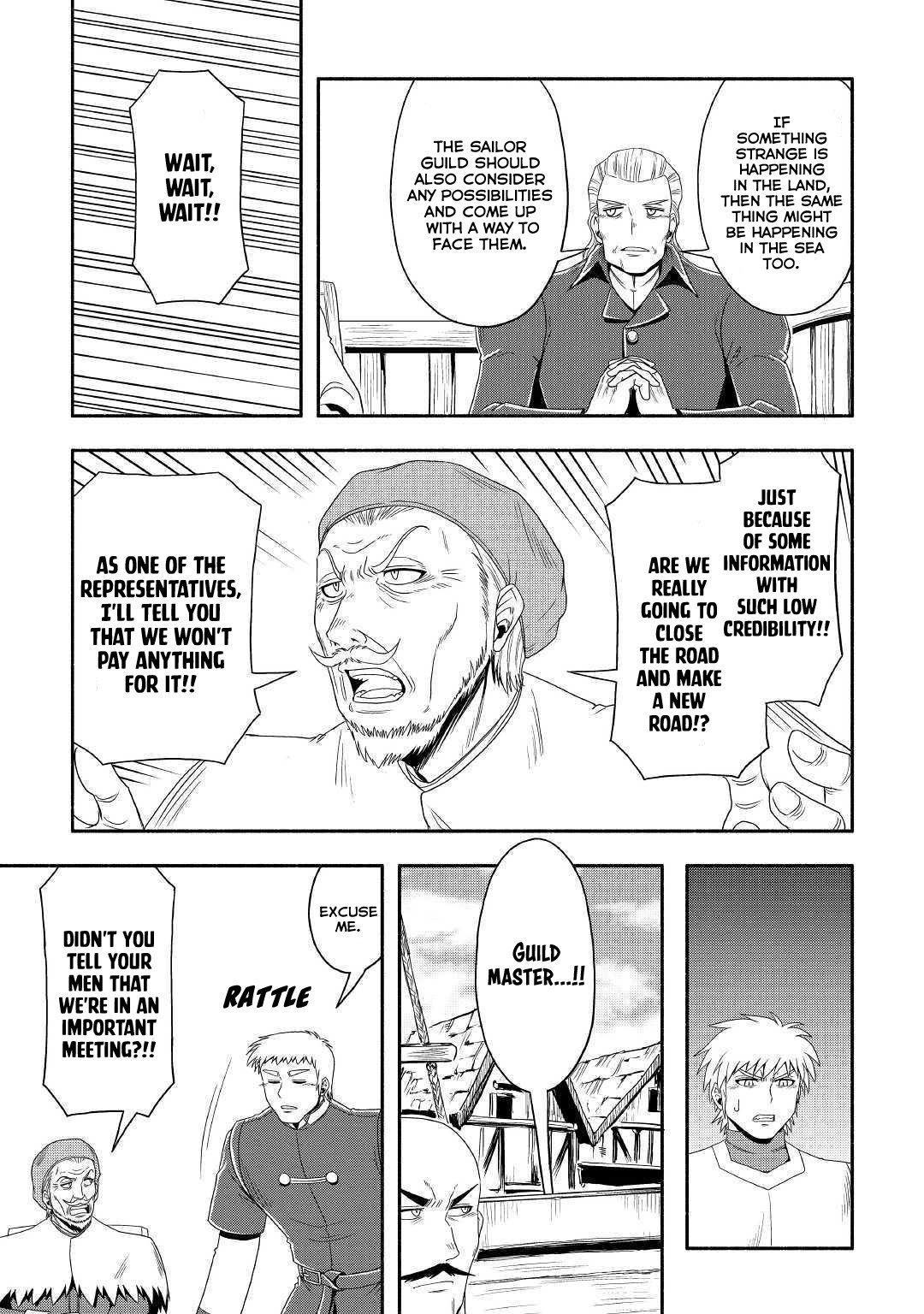 Manga Isekai ni Tobasareta Ossan wa Doko e Iku? - Chapter 26 Page 8