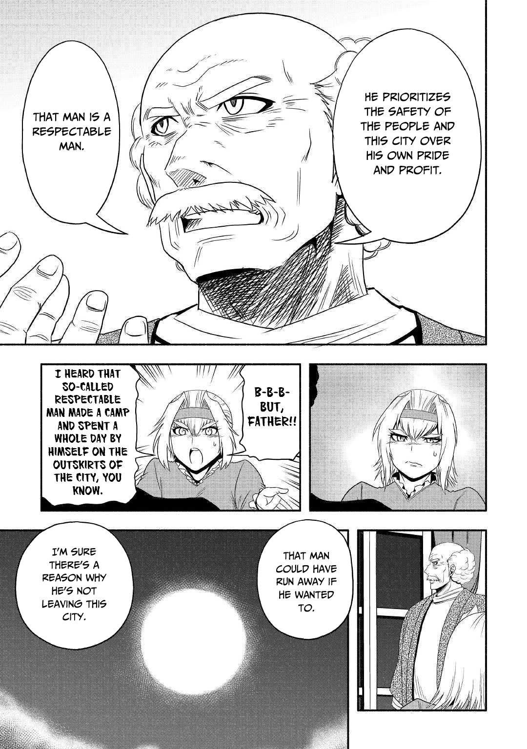 Manga Isekai ni Tobasareta Ossan wa Doko e Iku? - Chapter 28 Page 22