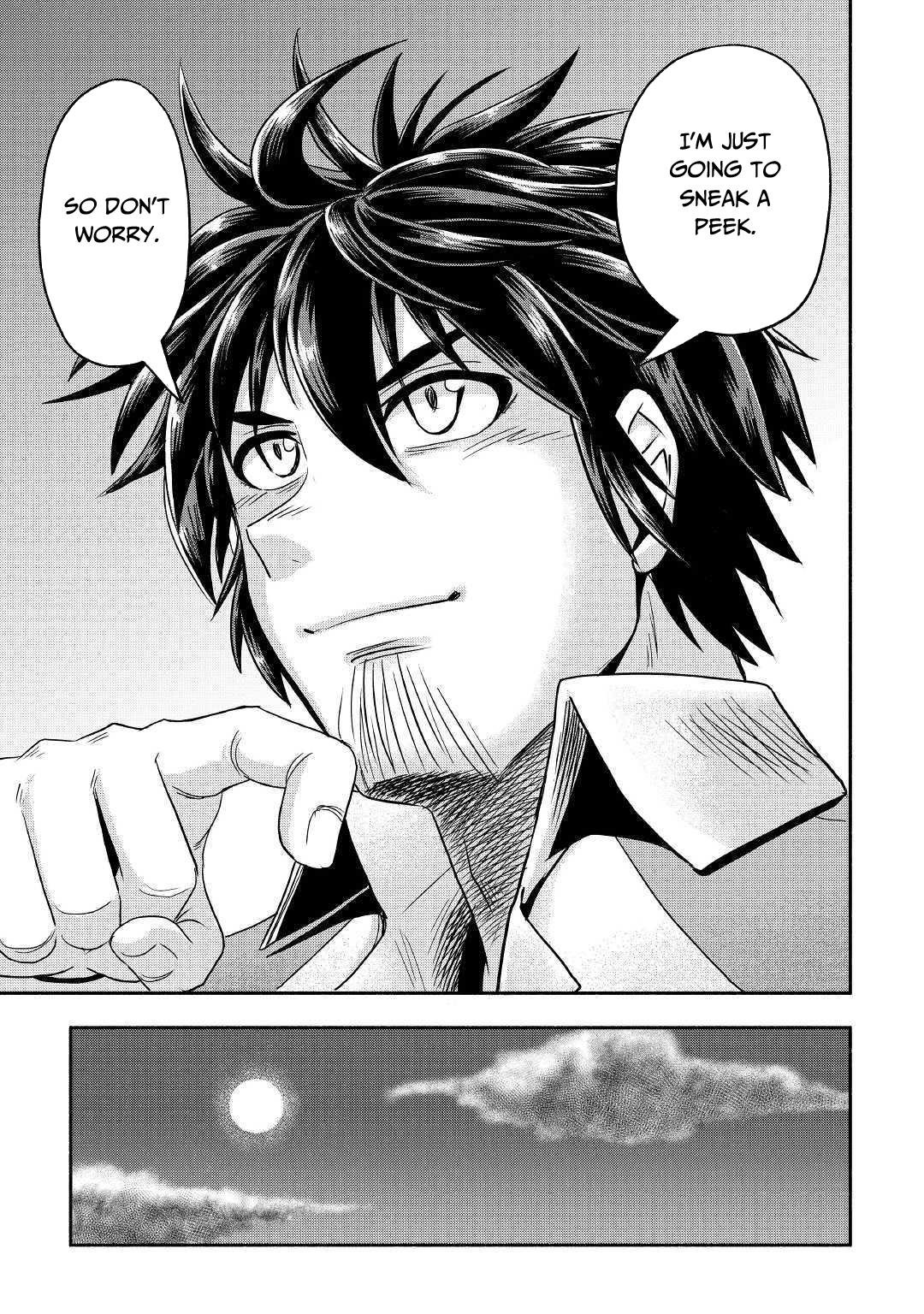 Manga Isekai ni Tobasareta Ossan wa Doko e Iku? - Chapter 28 Page 24