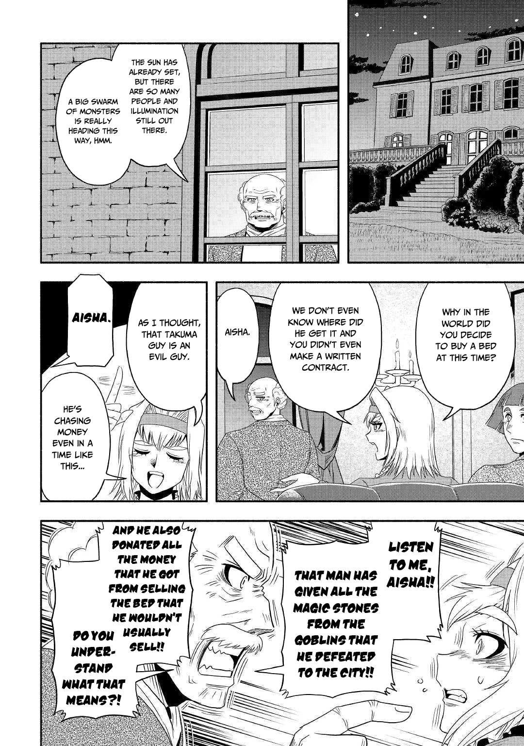 Manga Isekai ni Tobasareta Ossan wa Doko e Iku? - Chapter 28 Page 21