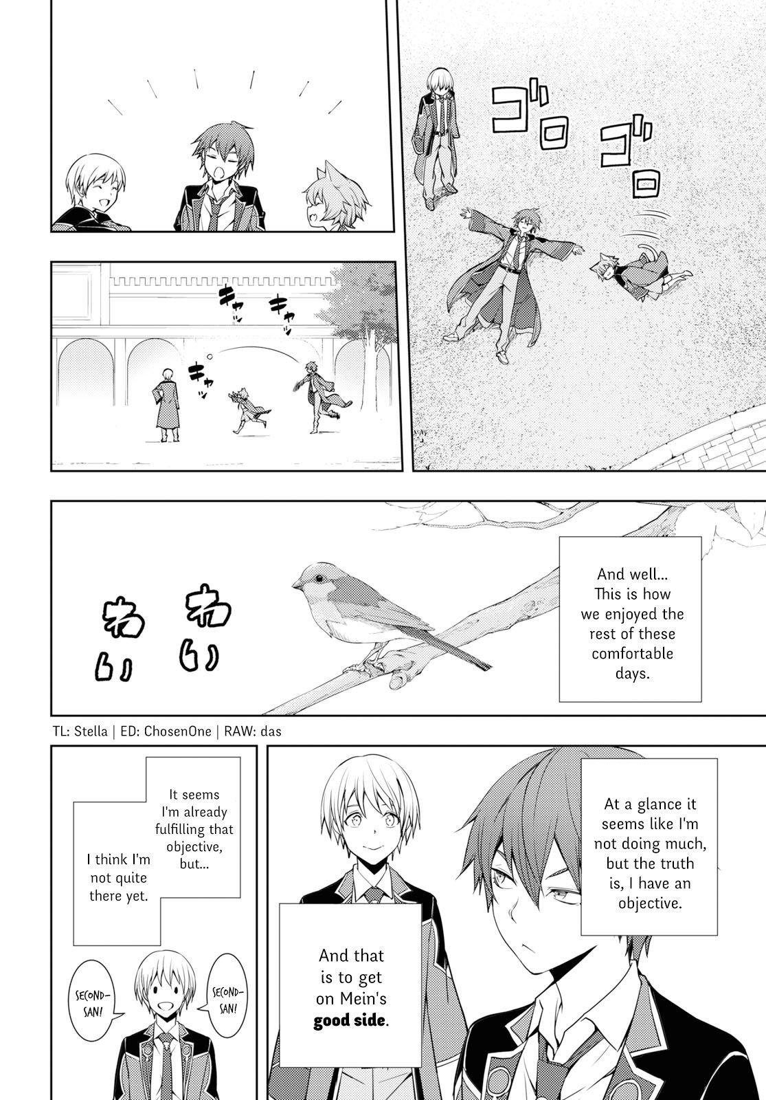 Manga The Former Top 1's Sub-Character Training Diary ~A Dedicated Player is Currently Conquering Another World!~ - Chapter 11 Page 14