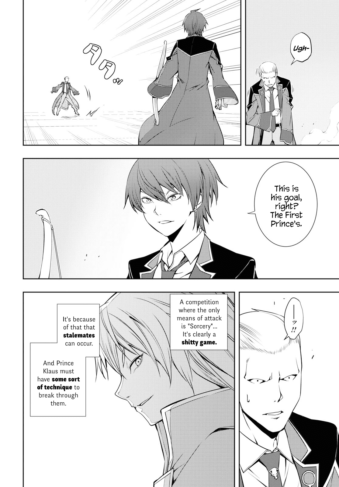 Manga The Former Top 1's Sub-Character Training Diary ~A Dedicated Player is Currently Conquering Another World!~ - Chapter 14 Page 2