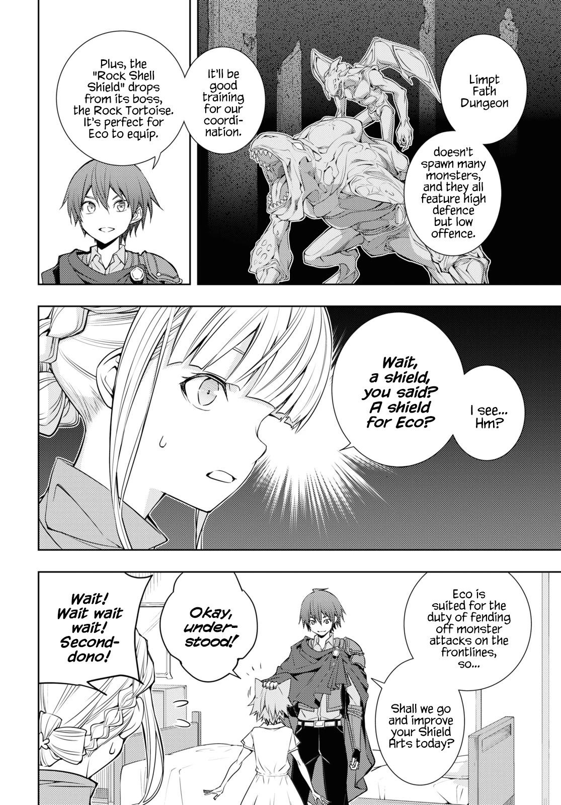 Manga The Former Top 1's Sub-Character Training Diary ~A Dedicated Player is Currently Conquering Another World!~ - Chapter 16 Page 4