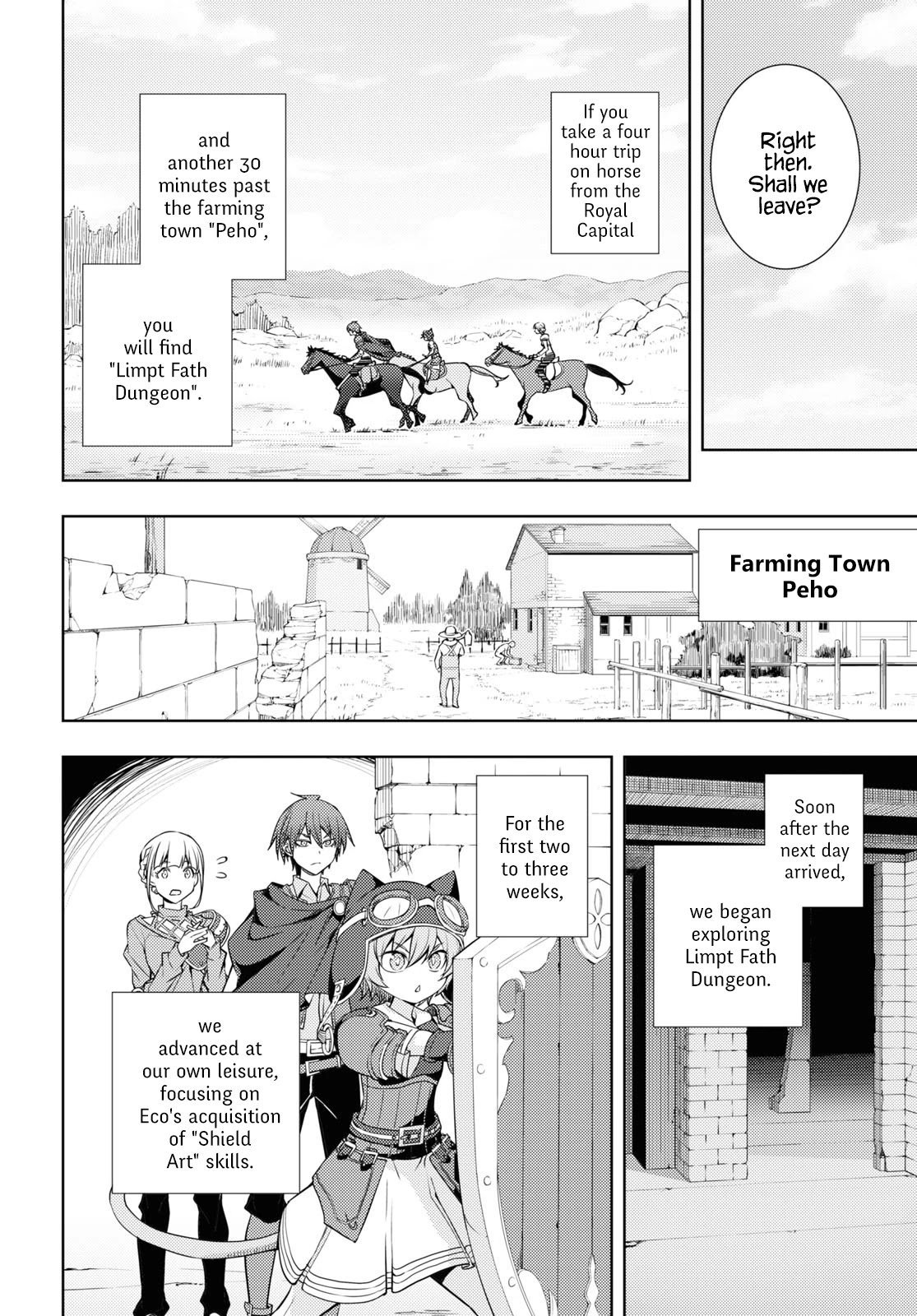 Manga The Former Top 1's Sub-Character Training Diary ~A Dedicated Player is Currently Conquering Another World!~ - Chapter 16 Page 8
