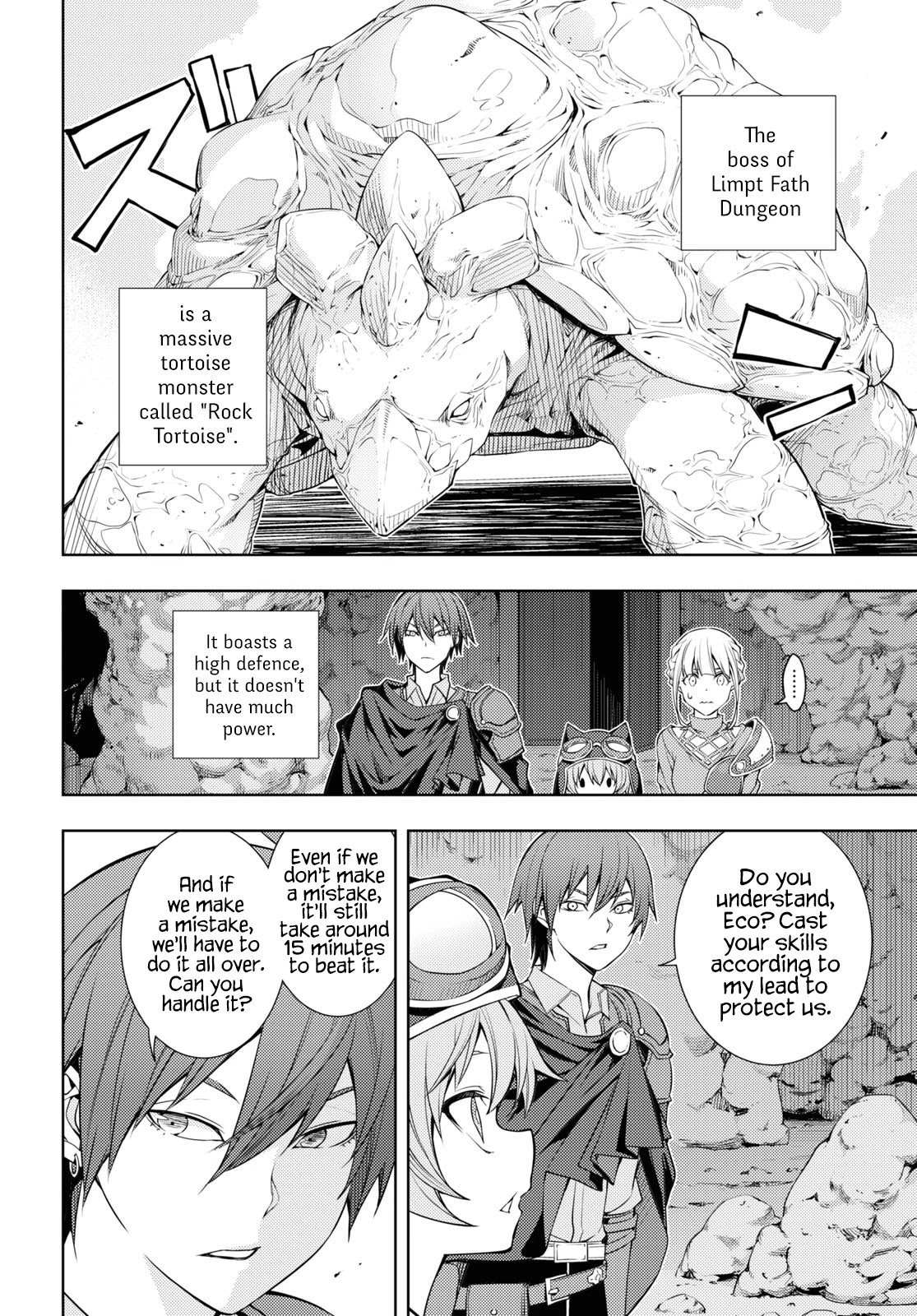 Manga The Former Top 1's Sub-Character Training Diary ~A Dedicated Player is Currently Conquering Another World!~ - Chapter 16 Page 12