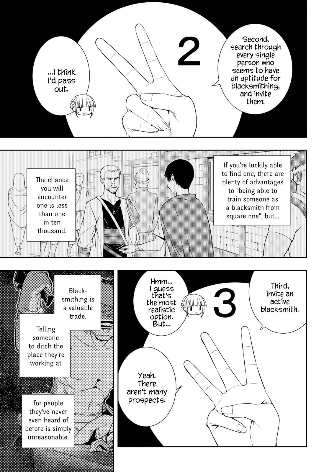 Manga The Former Top 1's Sub-Character Training Diary ~A Dedicated Player is Currently Conquering Another World!~ - Chapter 17 Page 15