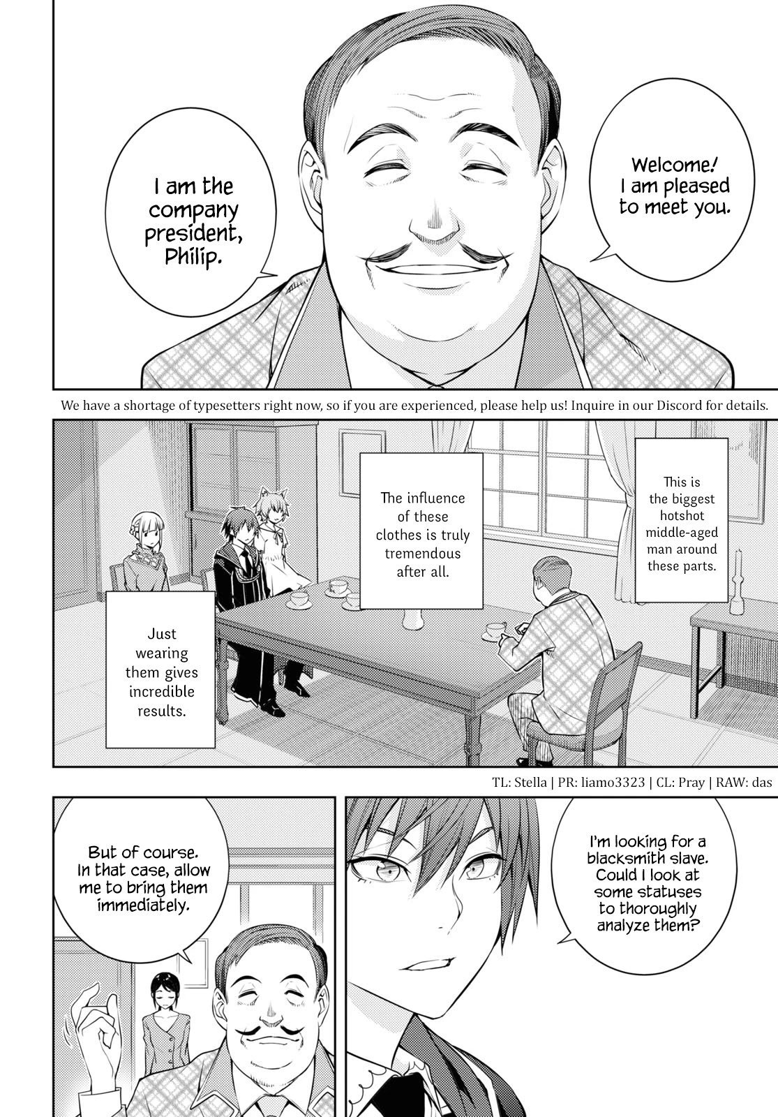 Manga The Former Top 1's Sub-Character Training Diary ~A Dedicated Player is Currently Conquering Another World!~ - Chapter 18 Page 2