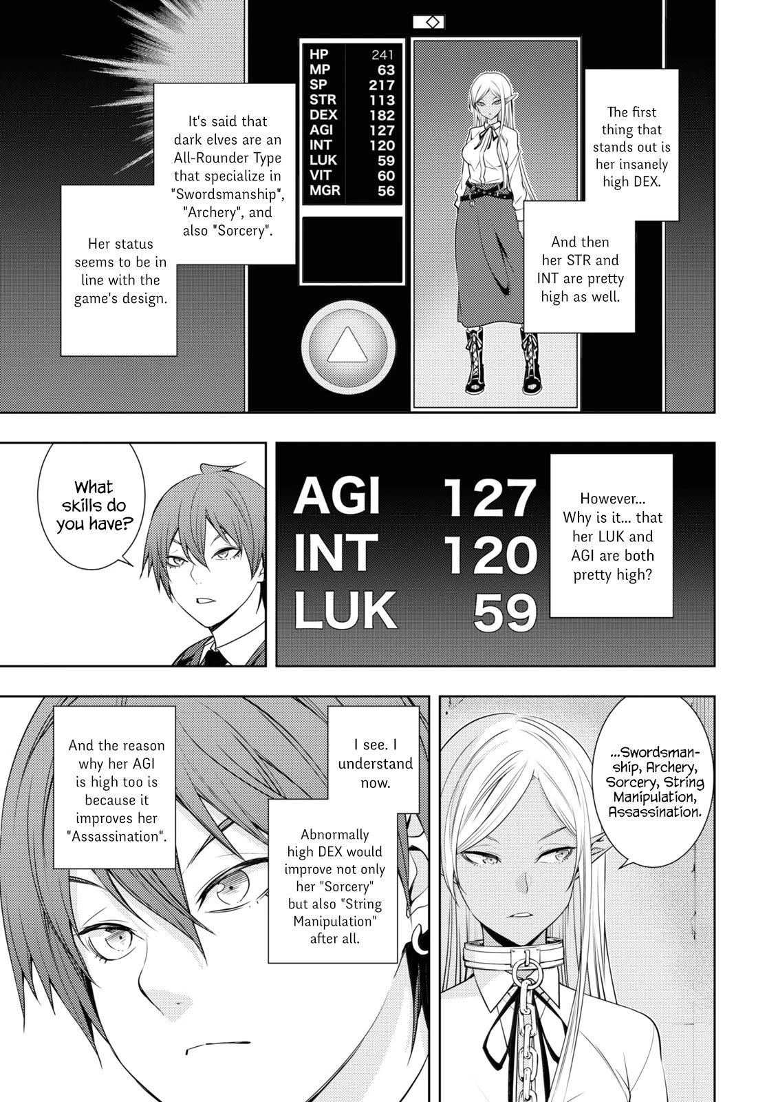 Manga The Former Top 1's Sub-Character Training Diary ~A Dedicated Player is Currently Conquering Another World!~ - Chapter 18 Page 13