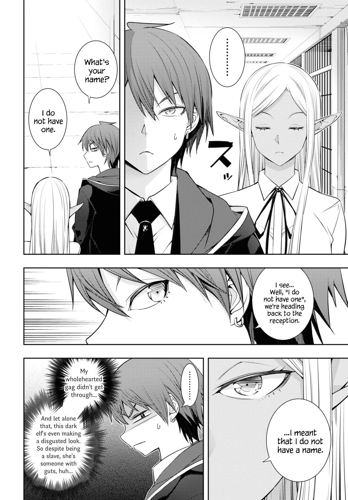 Manga The Former Top 1's Sub-Character Training Diary ~A Dedicated Player is Currently Conquering Another World!~ - Chapter 18 Page 18