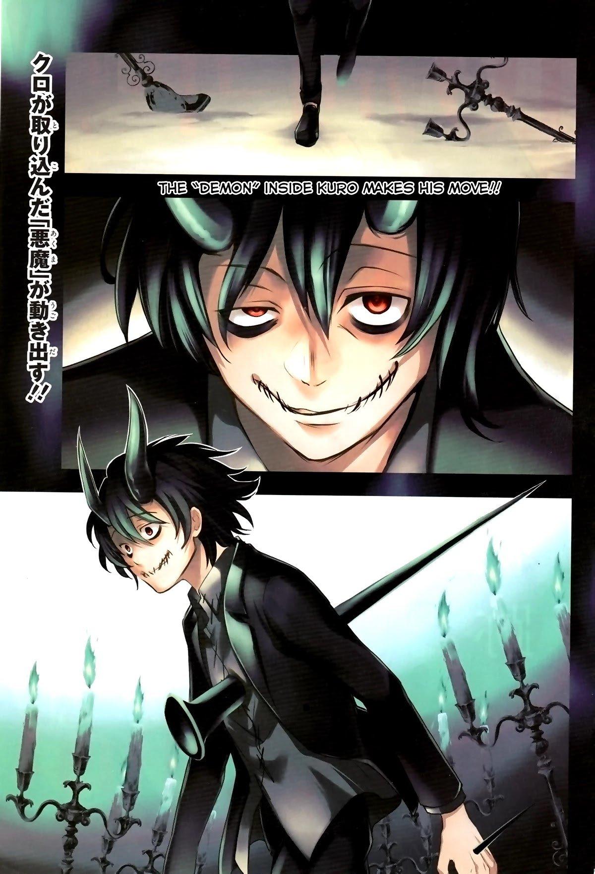 Manga Servamp - Chapter 108 Page 1
