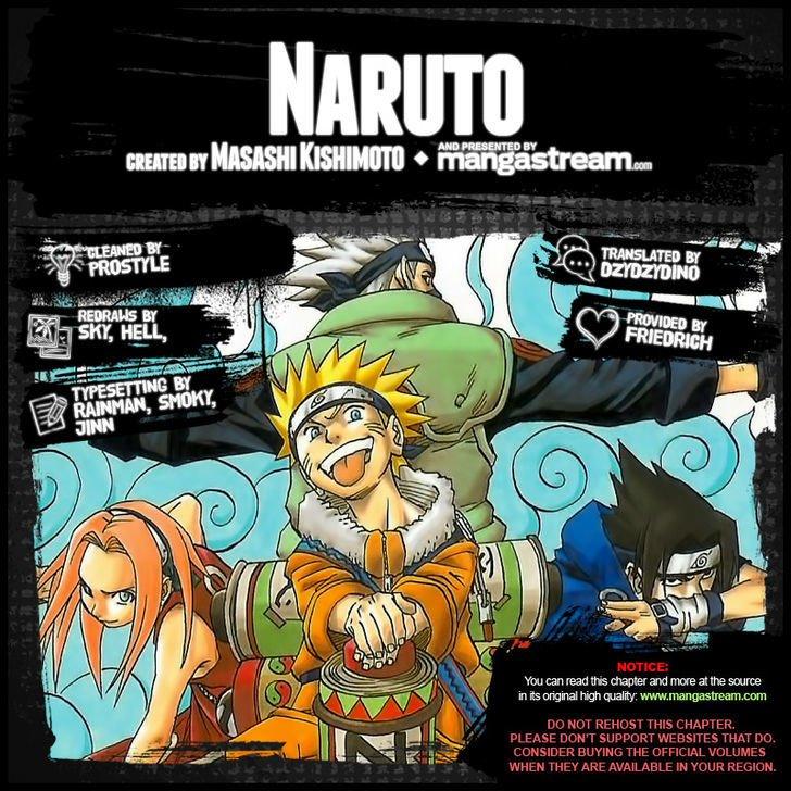 Manga Naruto - Chapter 687 Page 1