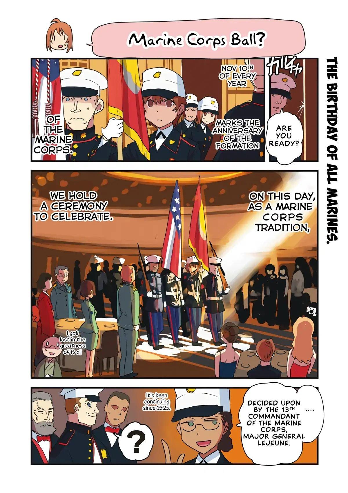 Manga Marine Corps Yumi - Chapter 91 Page 1