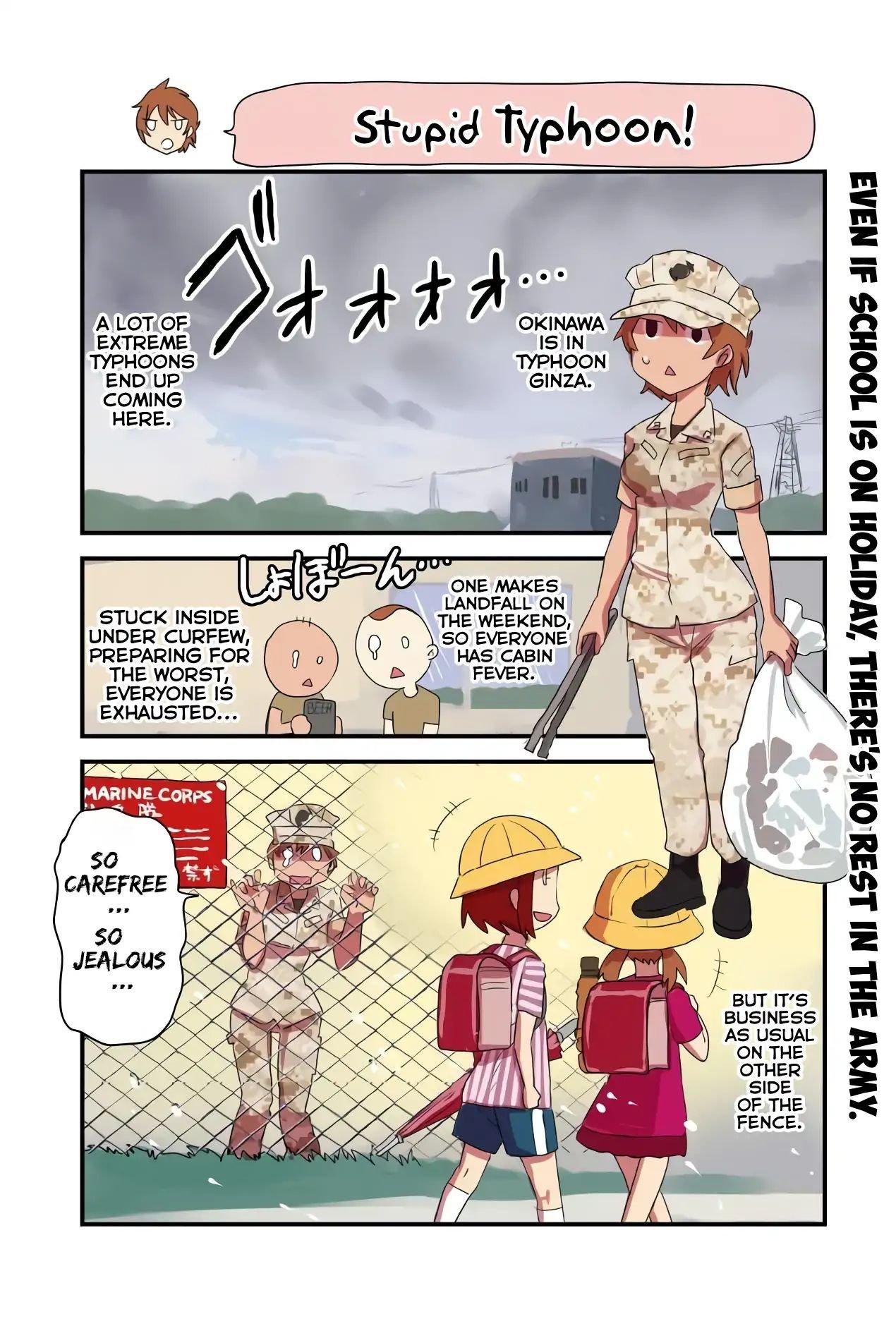 Manga Marine Corps Yumi - Chapter 89 Page 1