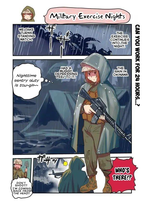 Manga Marine Corps Yumi - Chapter 88 Page 1