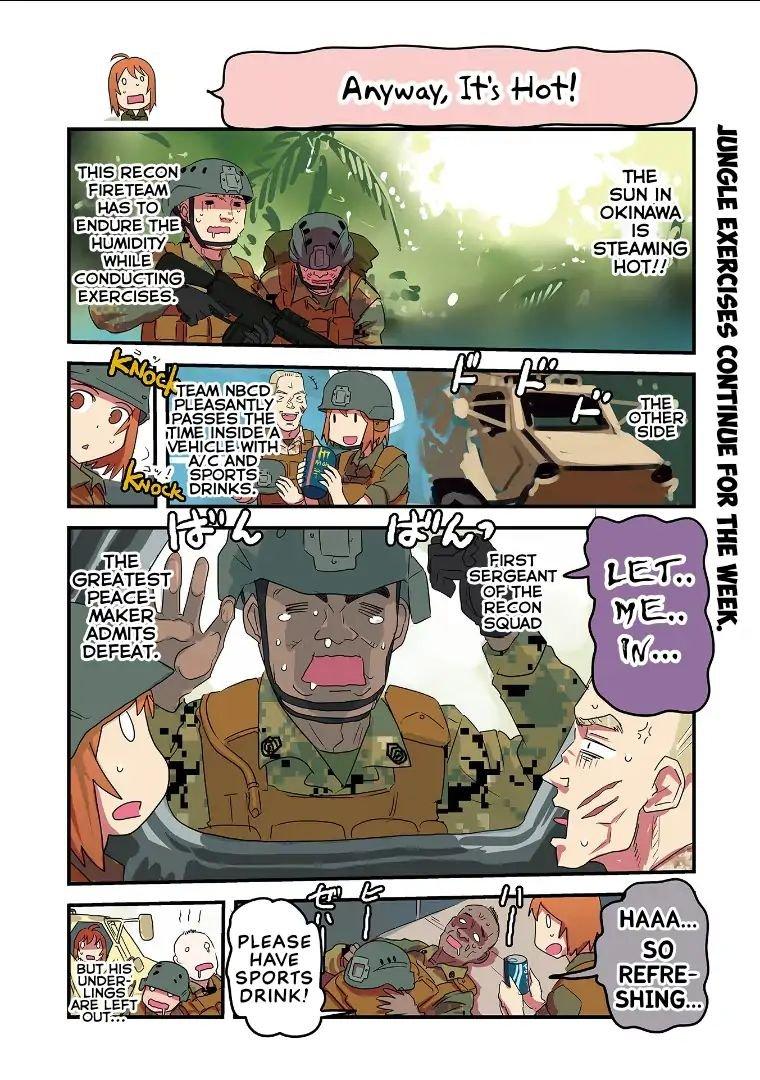 Manga Marine Corps Yumi - Chapter 87 Page 1