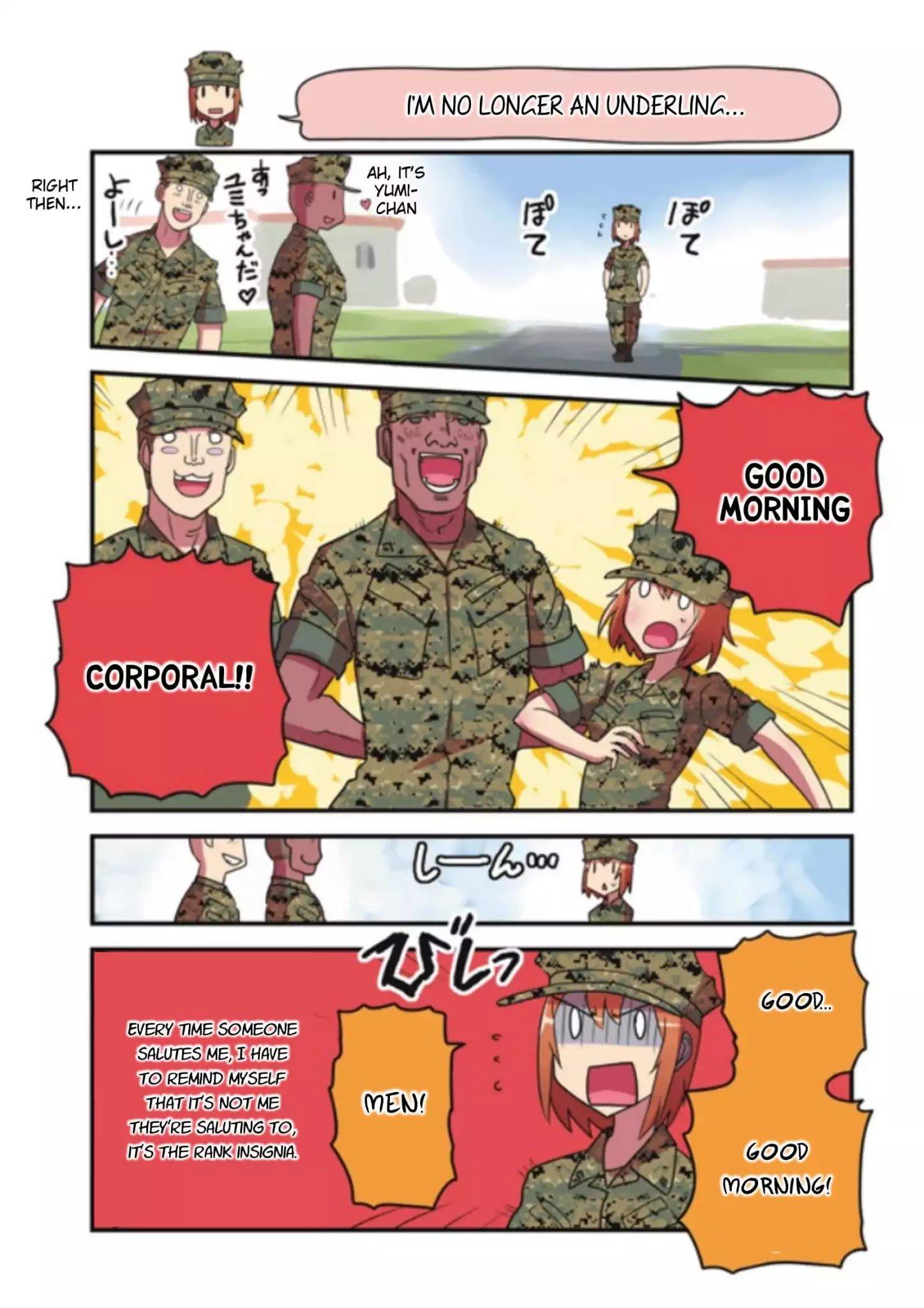 Manga Marine Corps Yumi - Chapter 83 Page 1