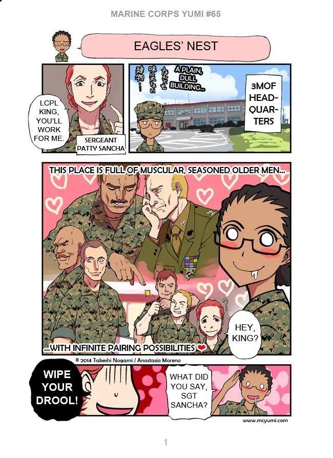 Manga Marine Corps Yumi - Chapter 65 Page 1