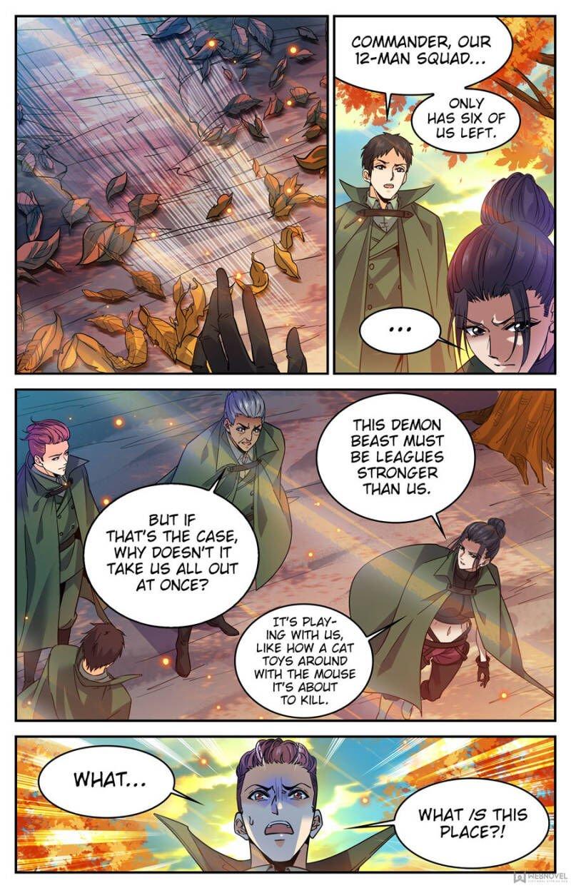 Manga Versatile Mage - Chapter 331 Page 7