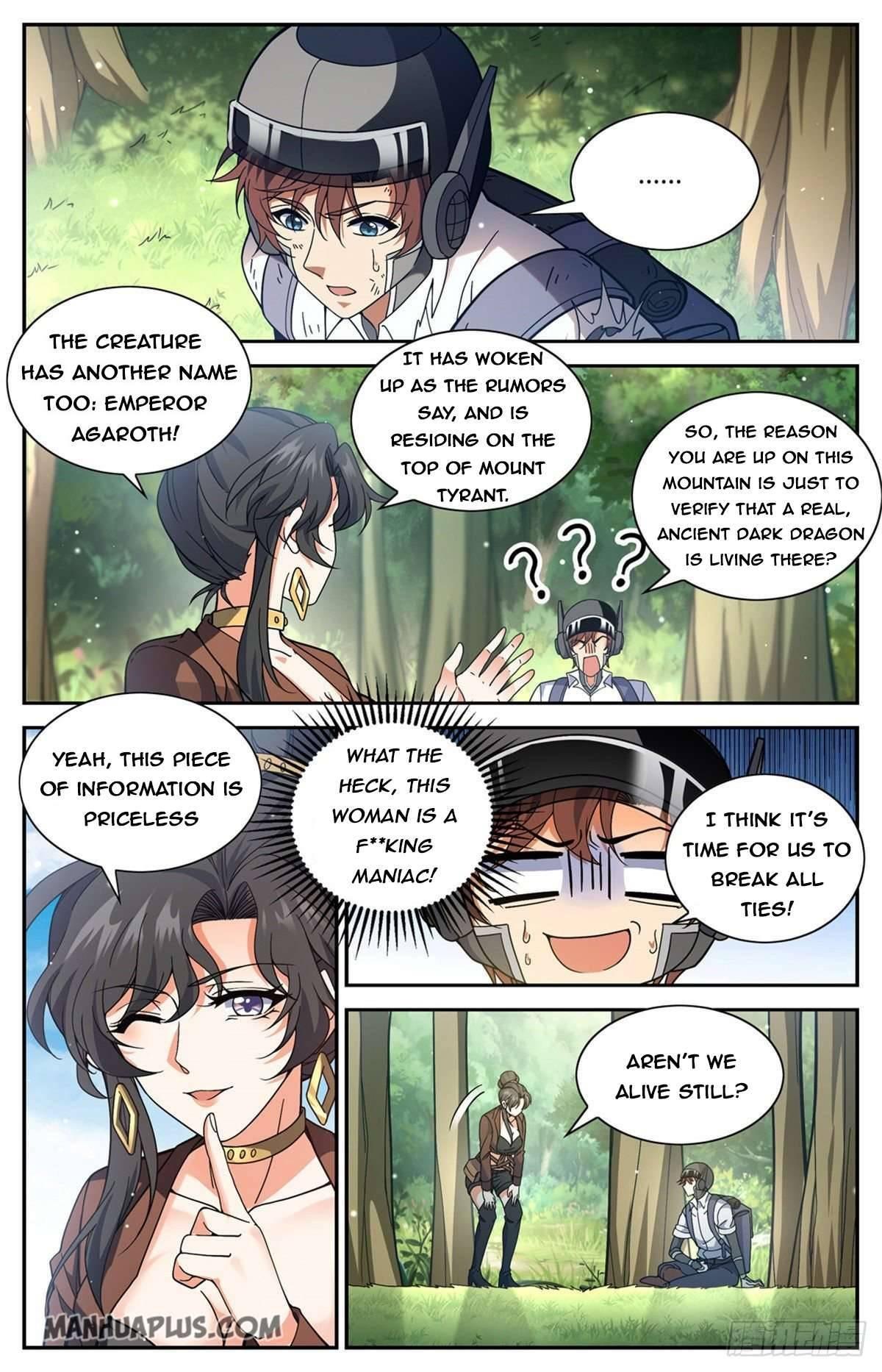 Manga Versatile Mage - Chapter 677 Page 1