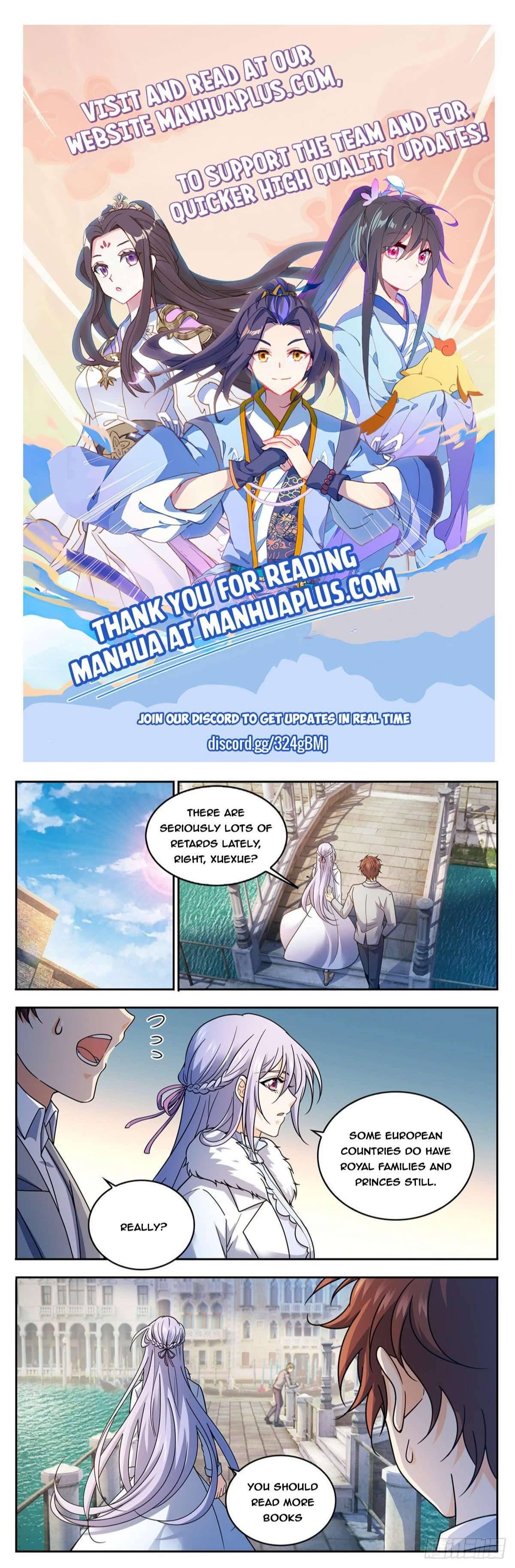 Manga Versatile Mage - Chapter 688 Page 1