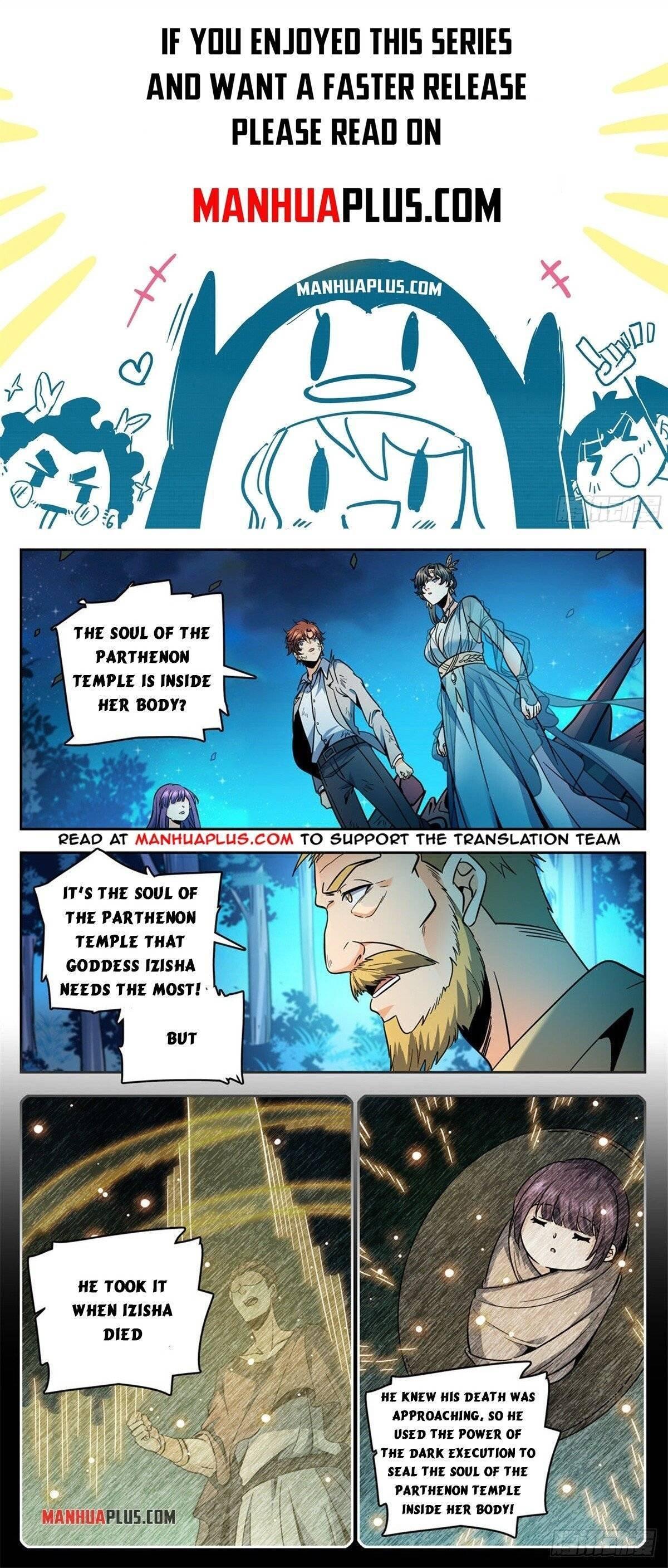 Manga Versatile Mage - Chapter 757 Page 1