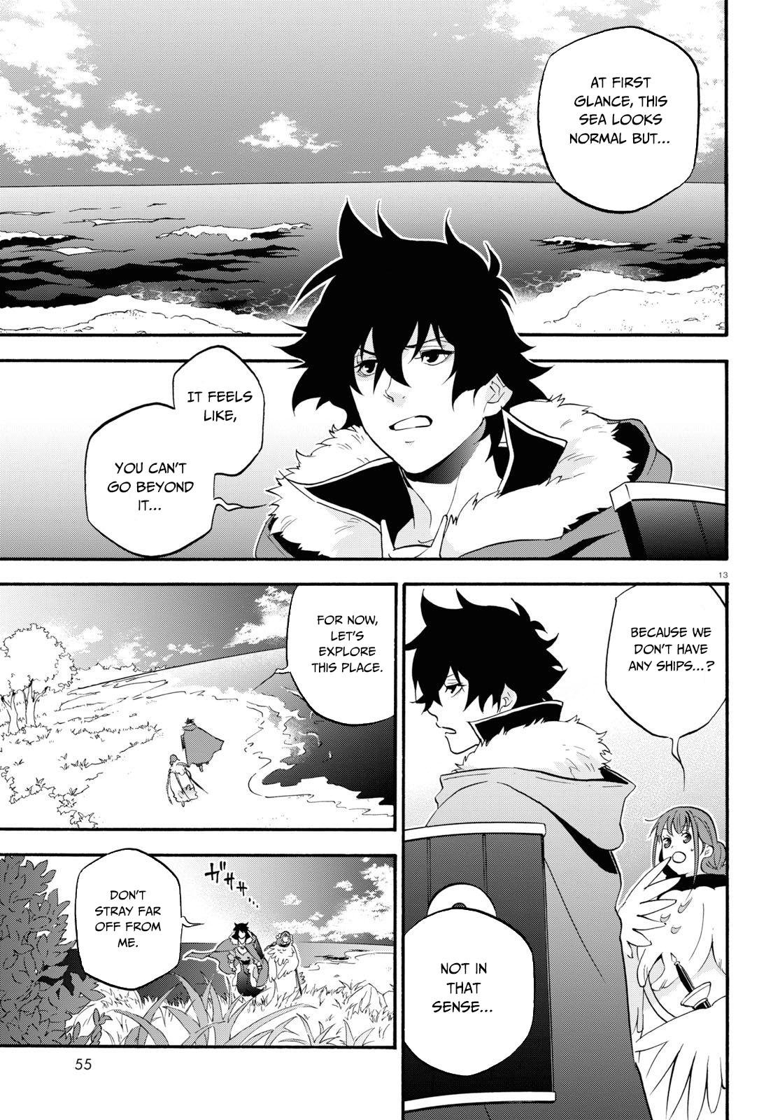 Manga The Rising of the Shield Hero - Chapter 63 Page 16