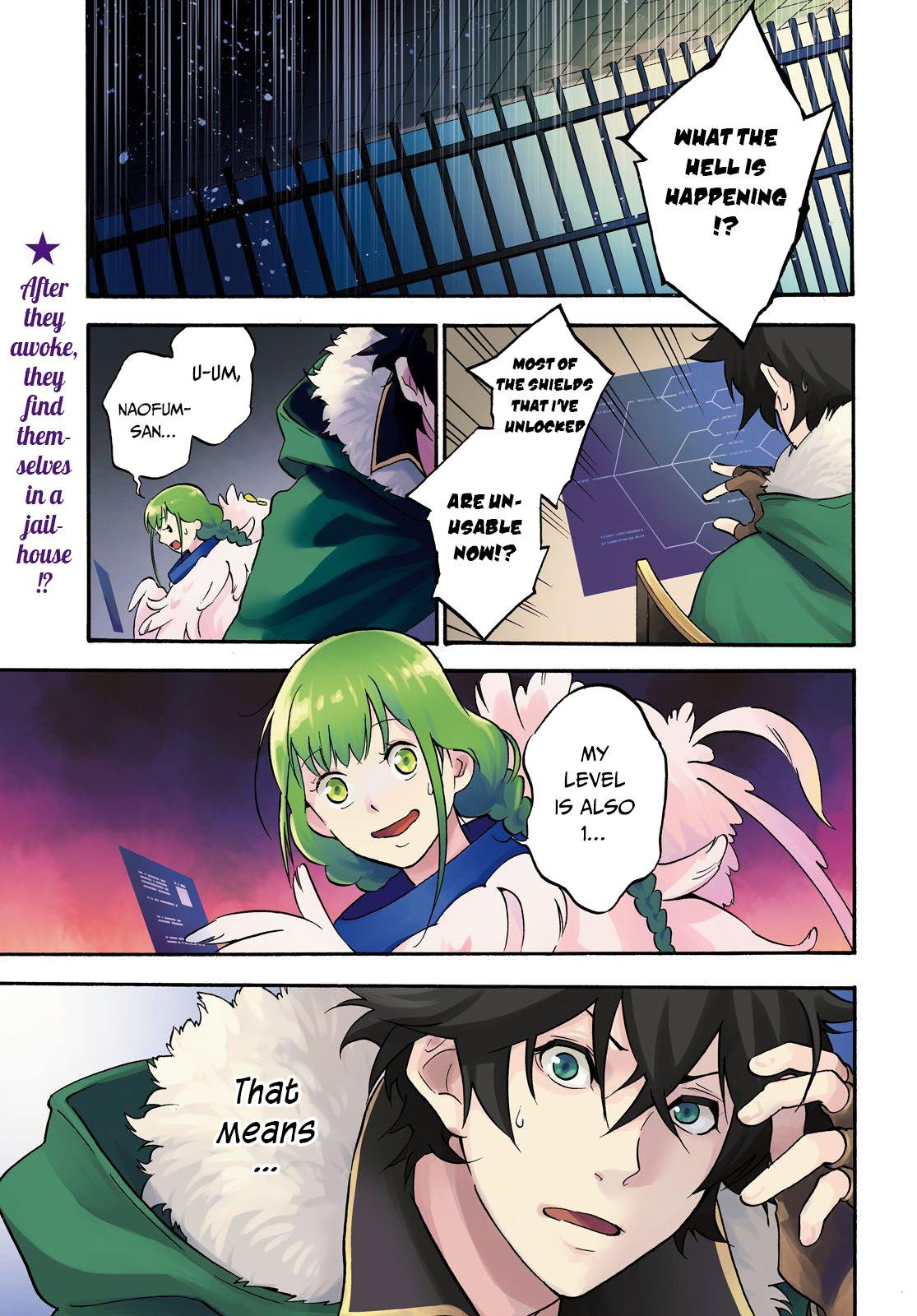 Manga The Rising of the Shield Hero - Chapter 63 Page 2