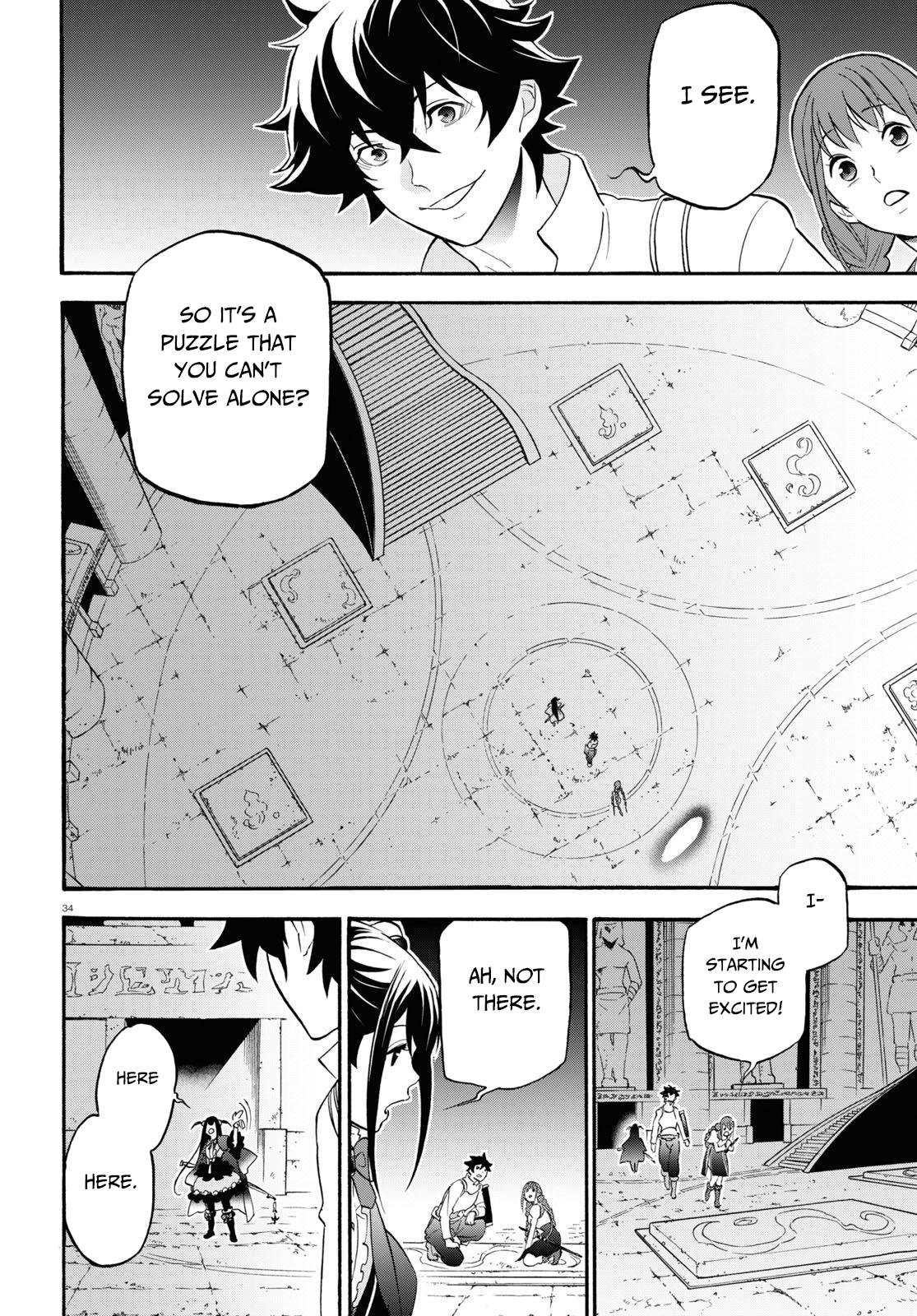 Manga The Rising of the Shield Hero - Chapter 64 Page 35