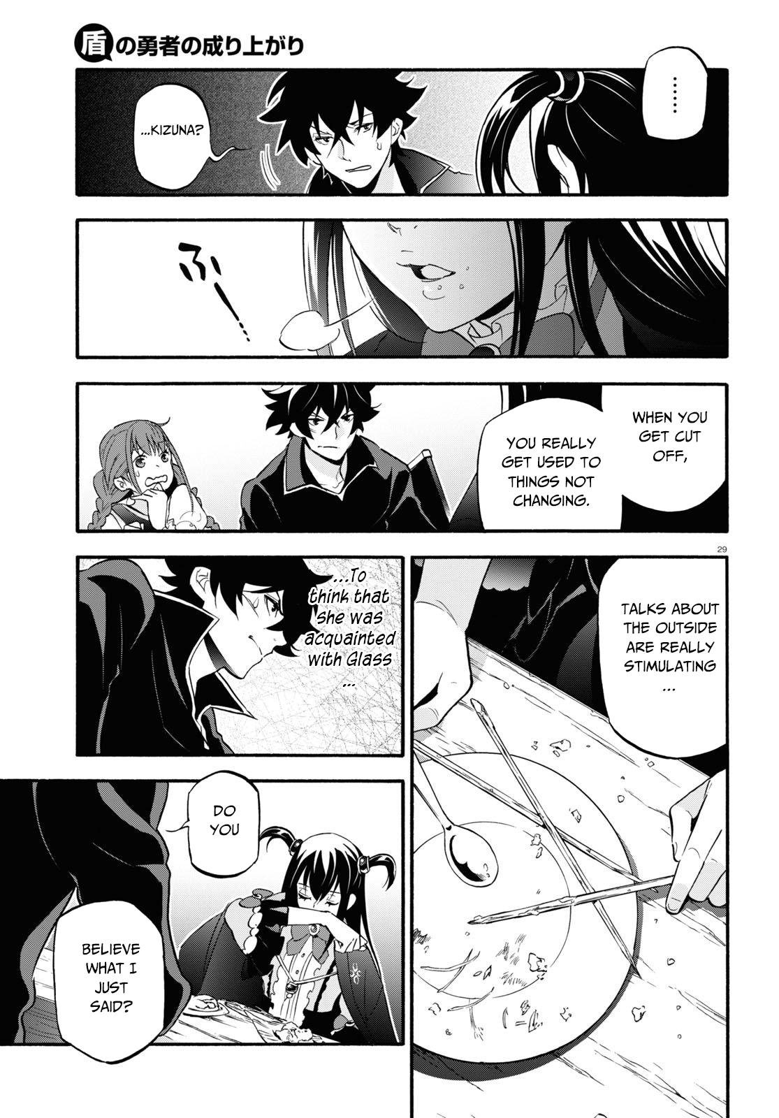 Manga The Rising of the Shield Hero - Chapter 64 Page 30